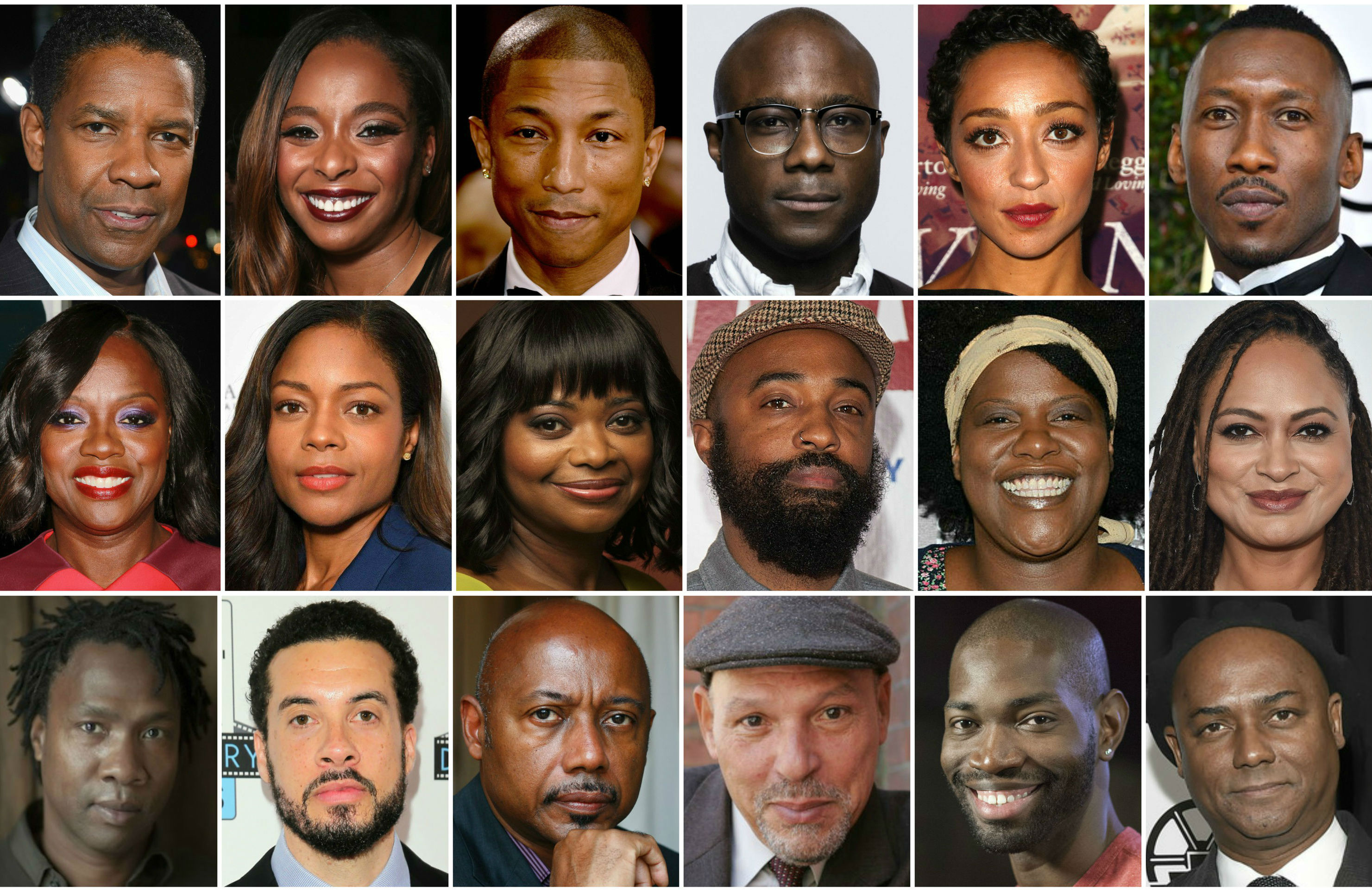 Cole Smithey - Articles: 2017 Oscar Nominations Show Black Artists ...