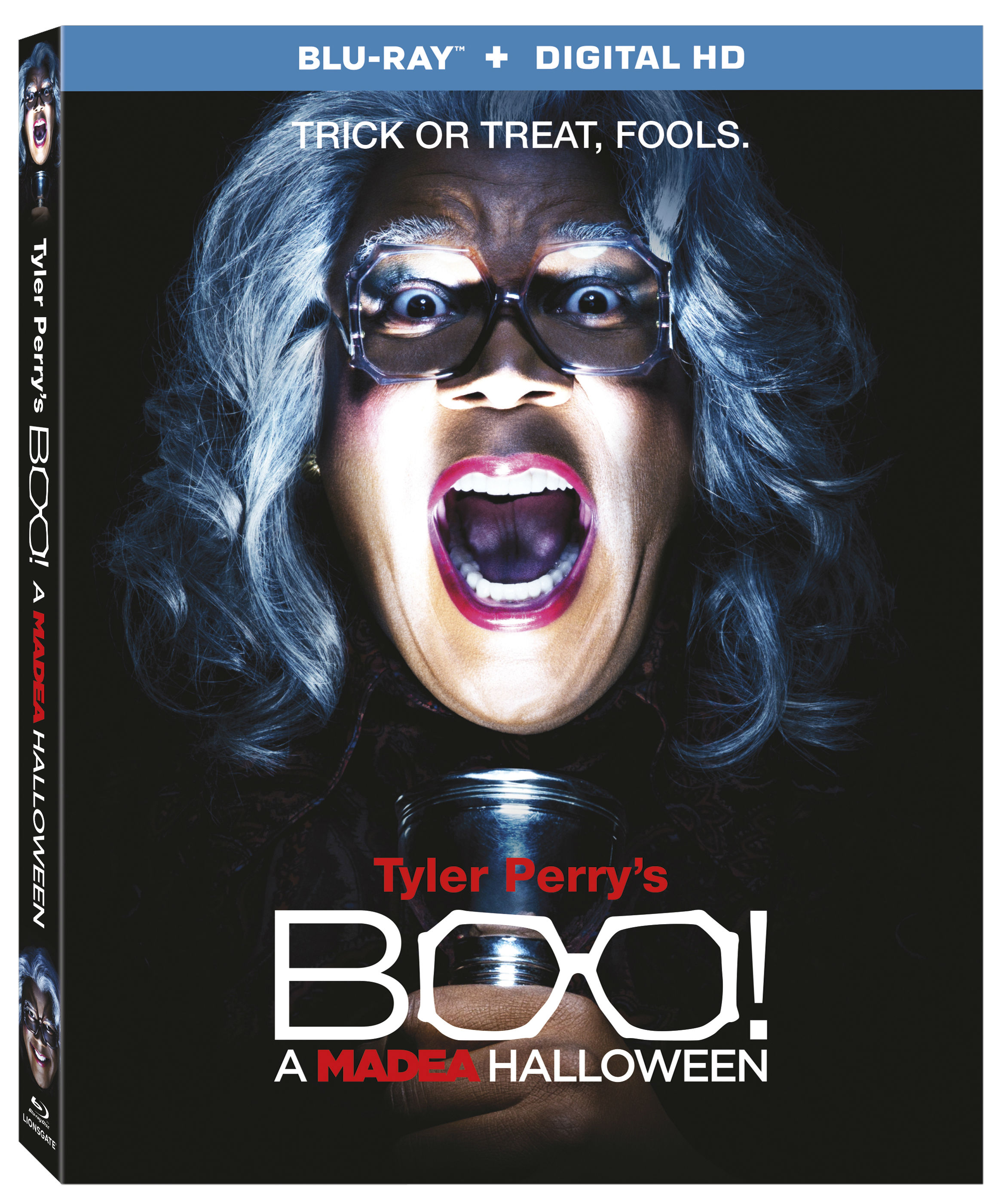 exclusive featurette from tyler perry's boo! a madea halloween blu