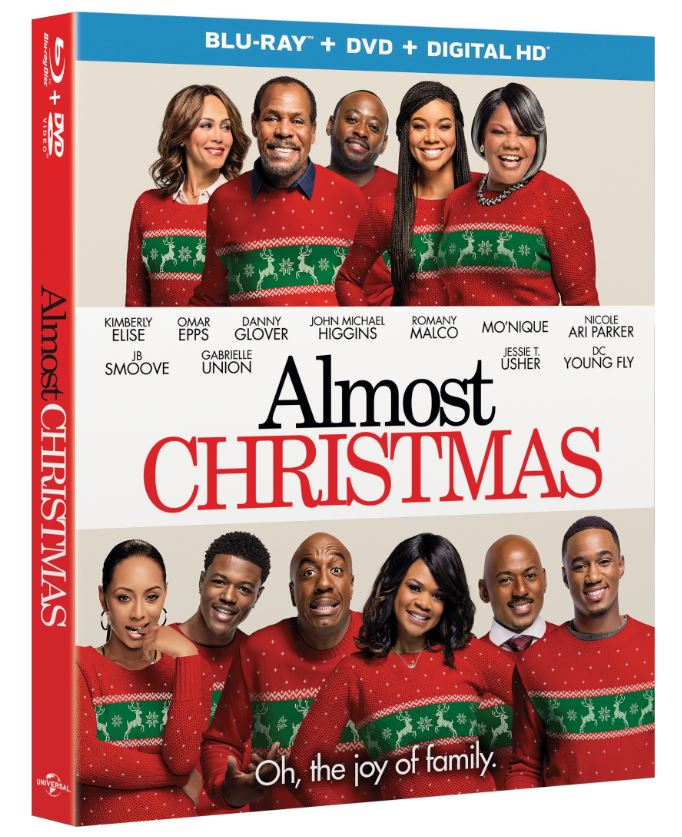 Almost Christmas Arrives on Digital HD on 1/24 and on Blu-ray ...