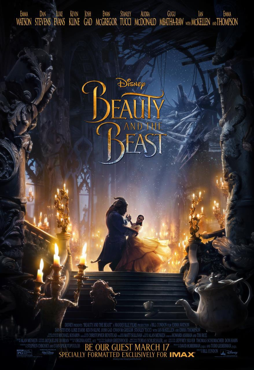 New Clip For Beauty And The Beast