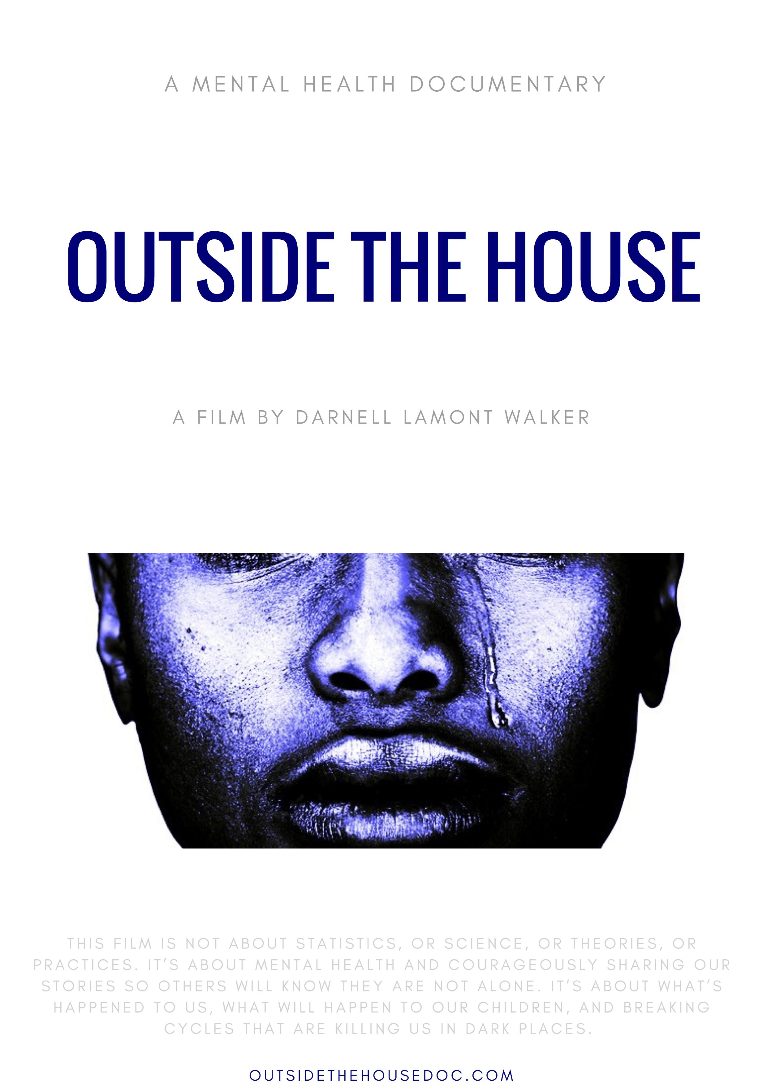 Filmmaker Darnell Lamont Walker Talks About Mental Illness