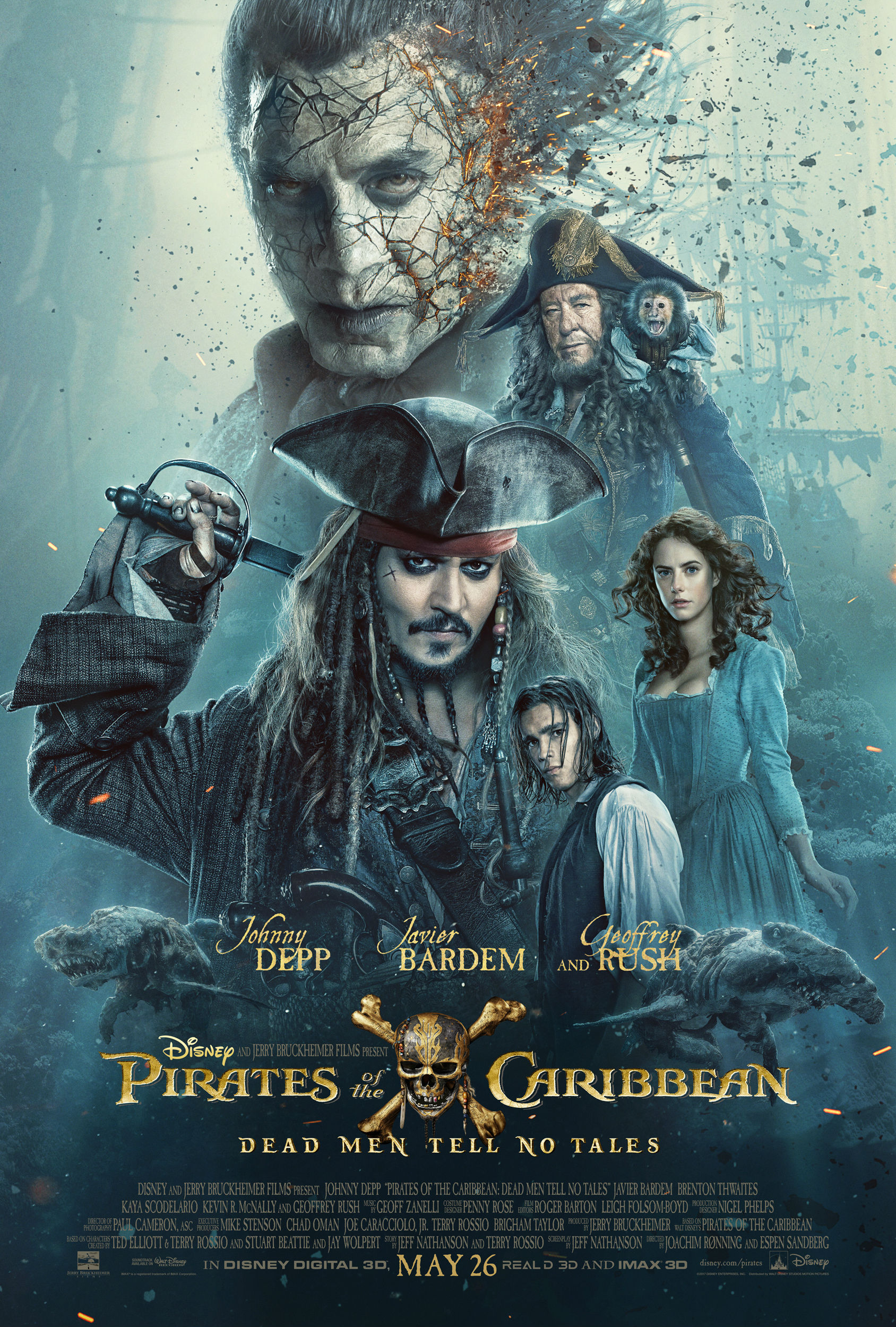 Image result for pirates of the caribbean dead men tell no tales