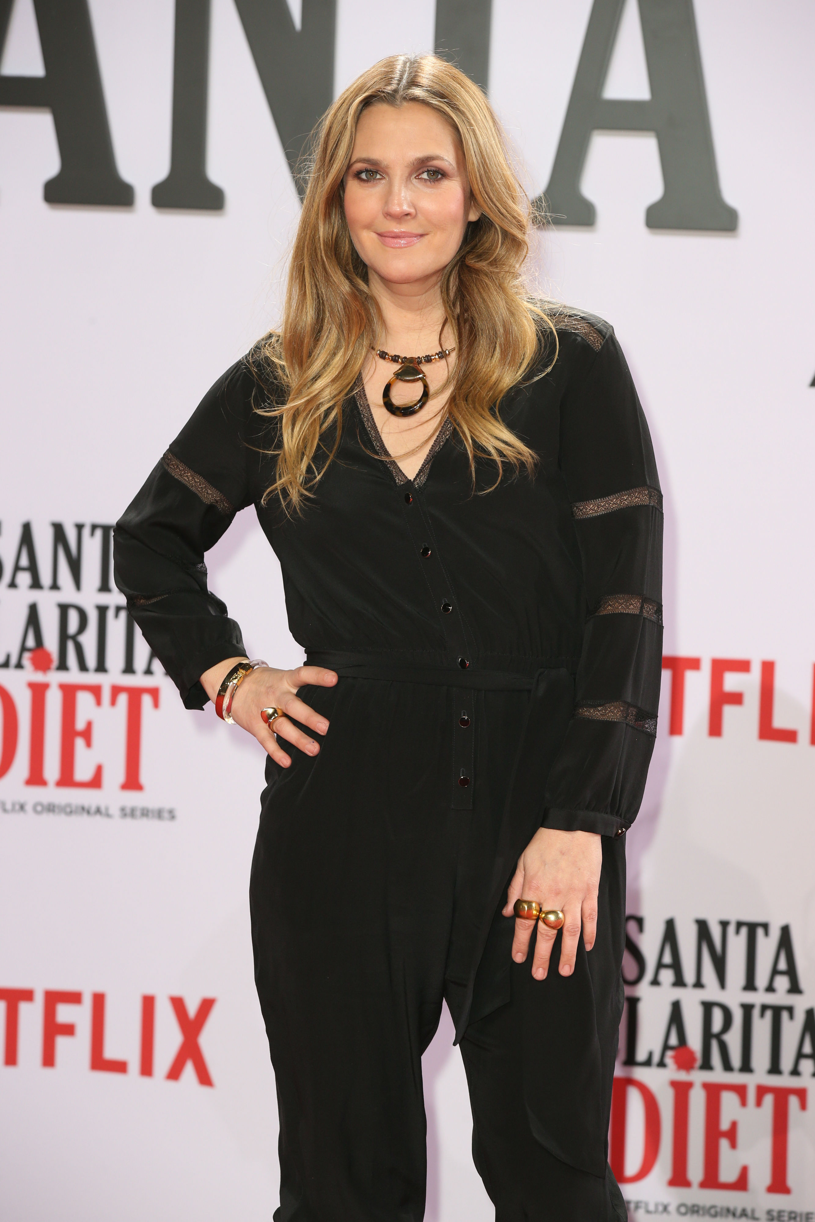Drew Barrymore I Dont Want To Watch Dark Shit Be In And Put Out There Hate Negativity