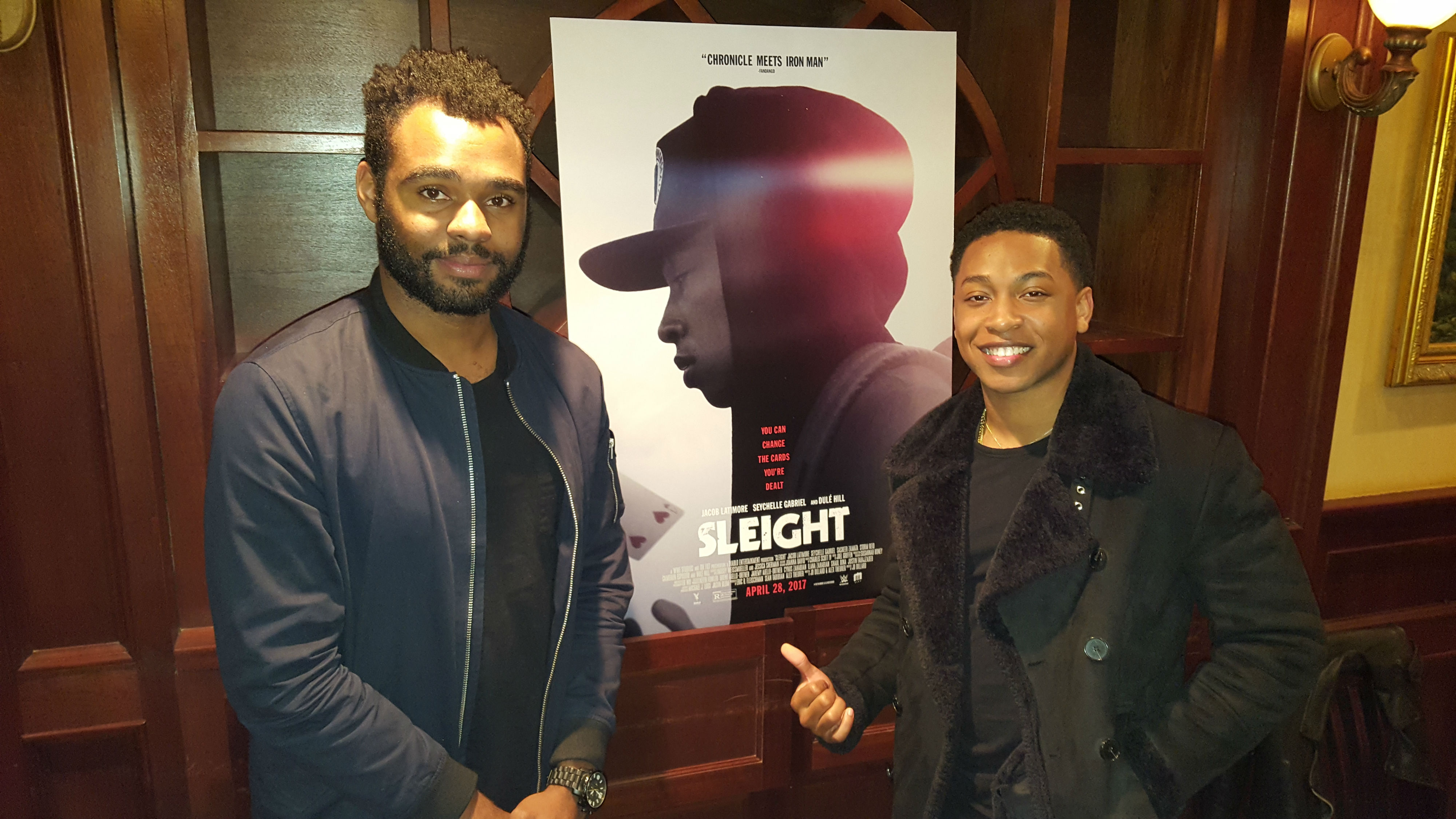 Exclusive: Jacob Latimore Talks 'Sleight' - blackfilm.com ...