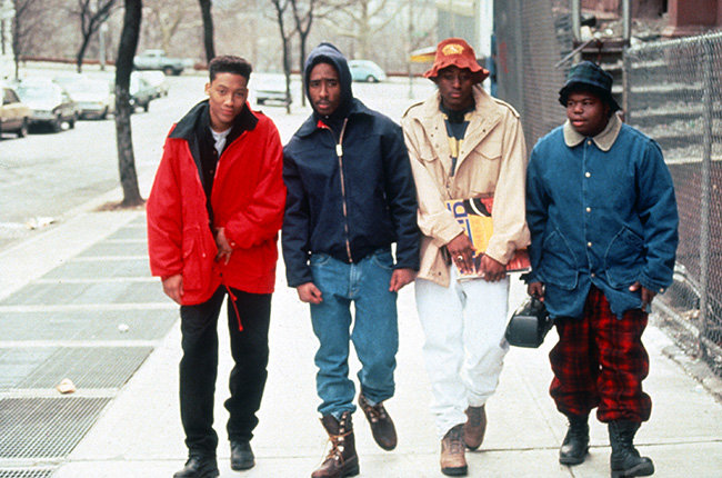 paramount to release director ernest r dickerson�s juice