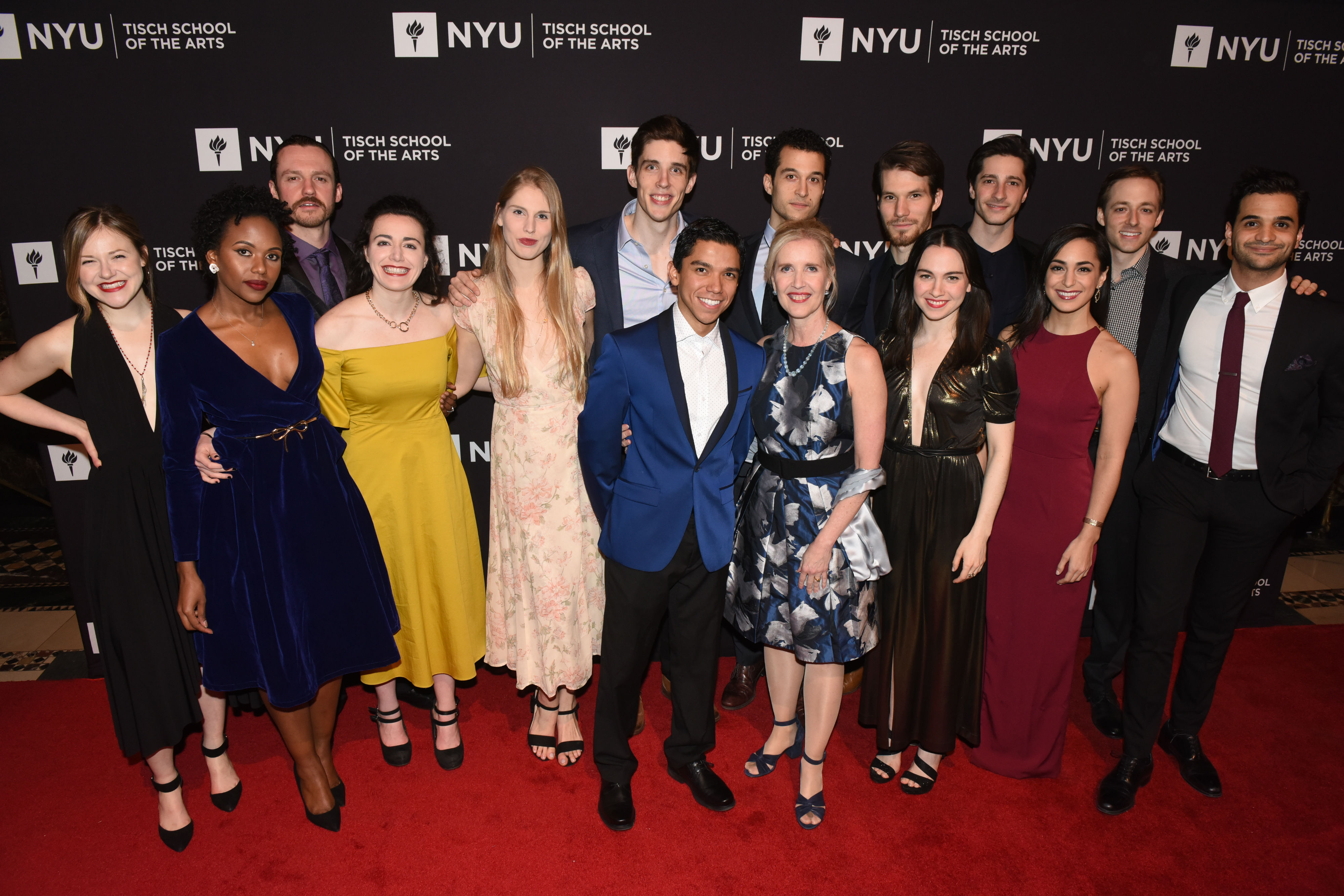Nyu Tisch Alumni.Danai Gurira And André Holland Honored By Nyu Tisch School