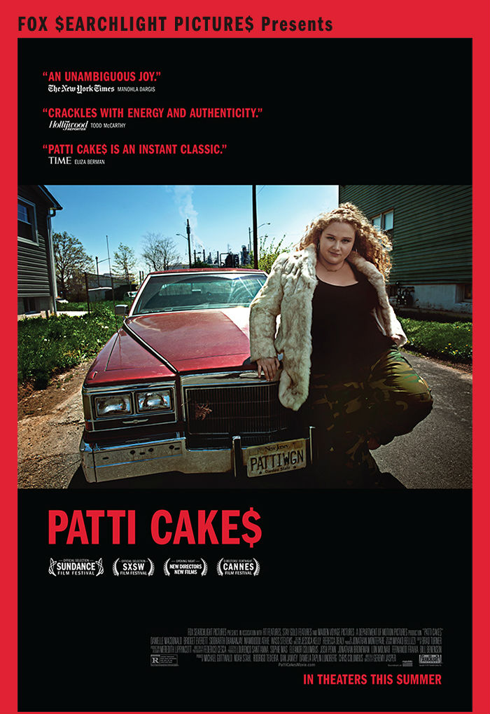 trailer poster for patti cake. Black Bedroom Furniture Sets. Home Design Ideas