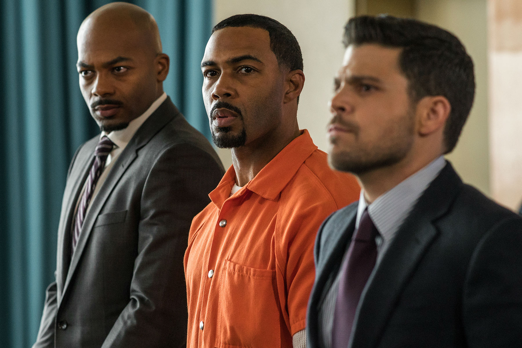 """... season are Fast & Furious actor Sung Kang, the late Charlie Murphy and """"Hamilton"""" star Brandon Victor Dixon, and Lorenz Tate. Dixon has a recurring role ..."""