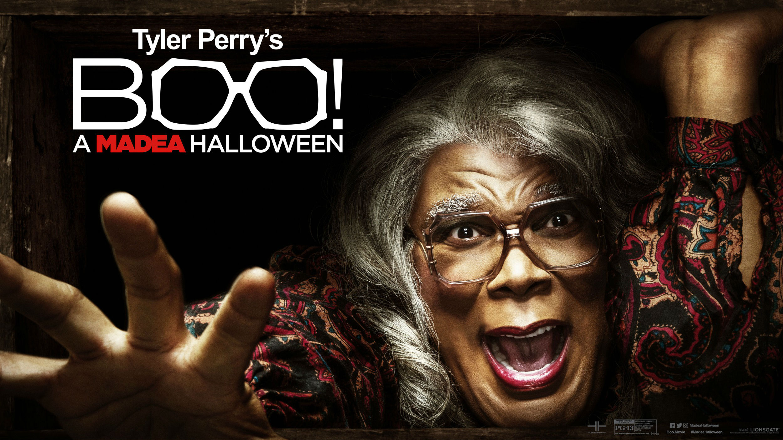 Tyler Perry's 'Boo 2! A Madea Halloween' To Hit Theaters This ...