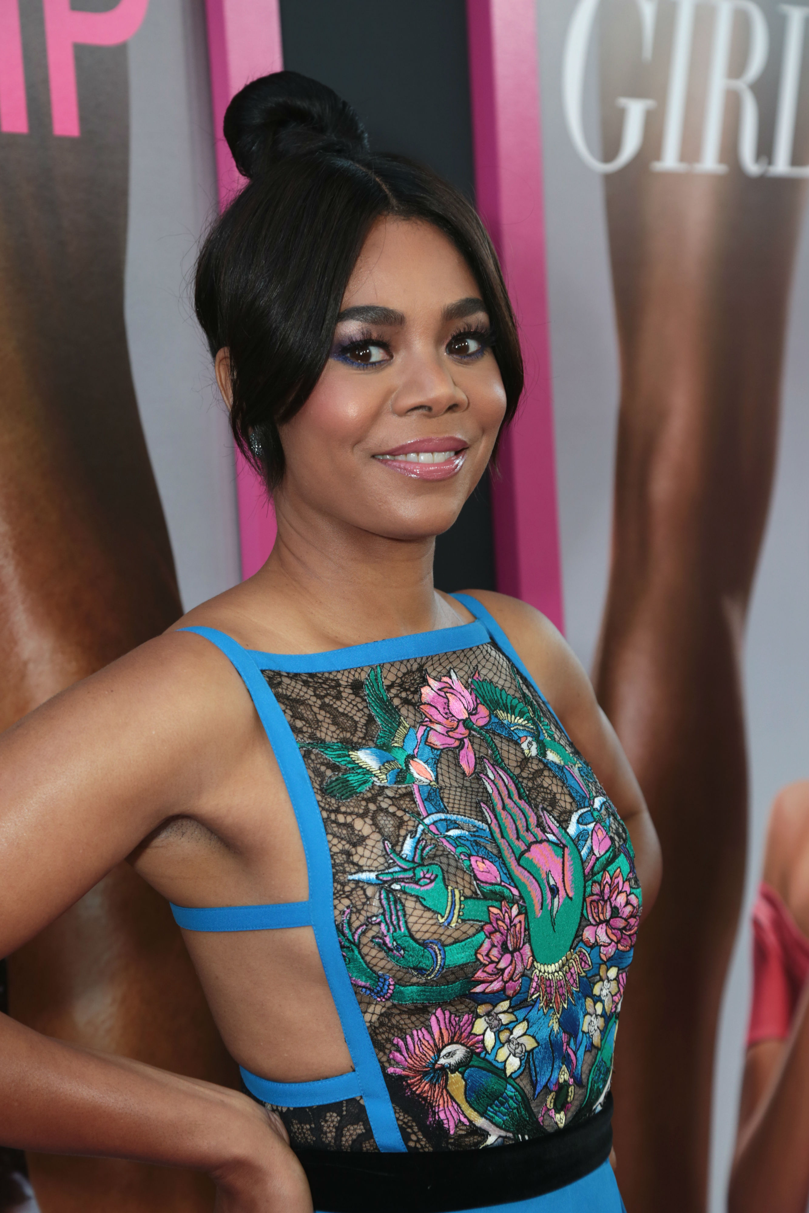 Herself As An Essence Woman Who Is Black Girl Magic Jada Pinkett Smith Queen Latifah Tiffany Haddish And Regina Hall Have A Summer Hit That Sizzles