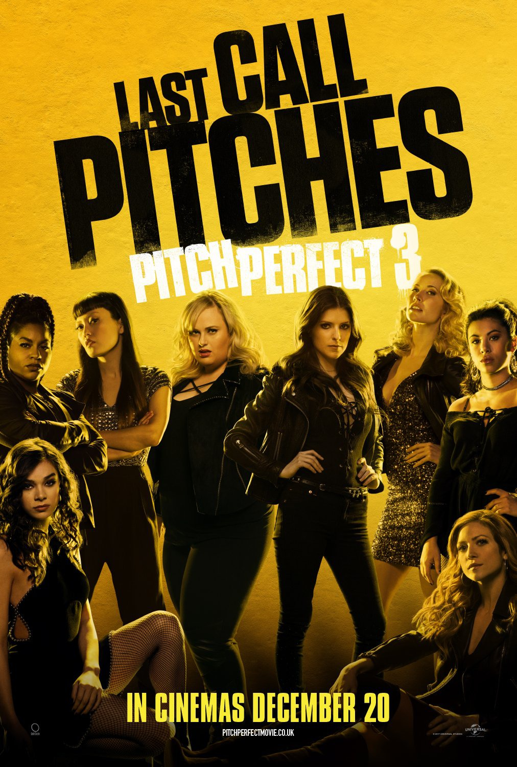 pitch perfect 3 movie4k