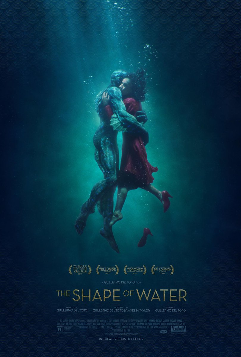 The Shape Of Water 2021