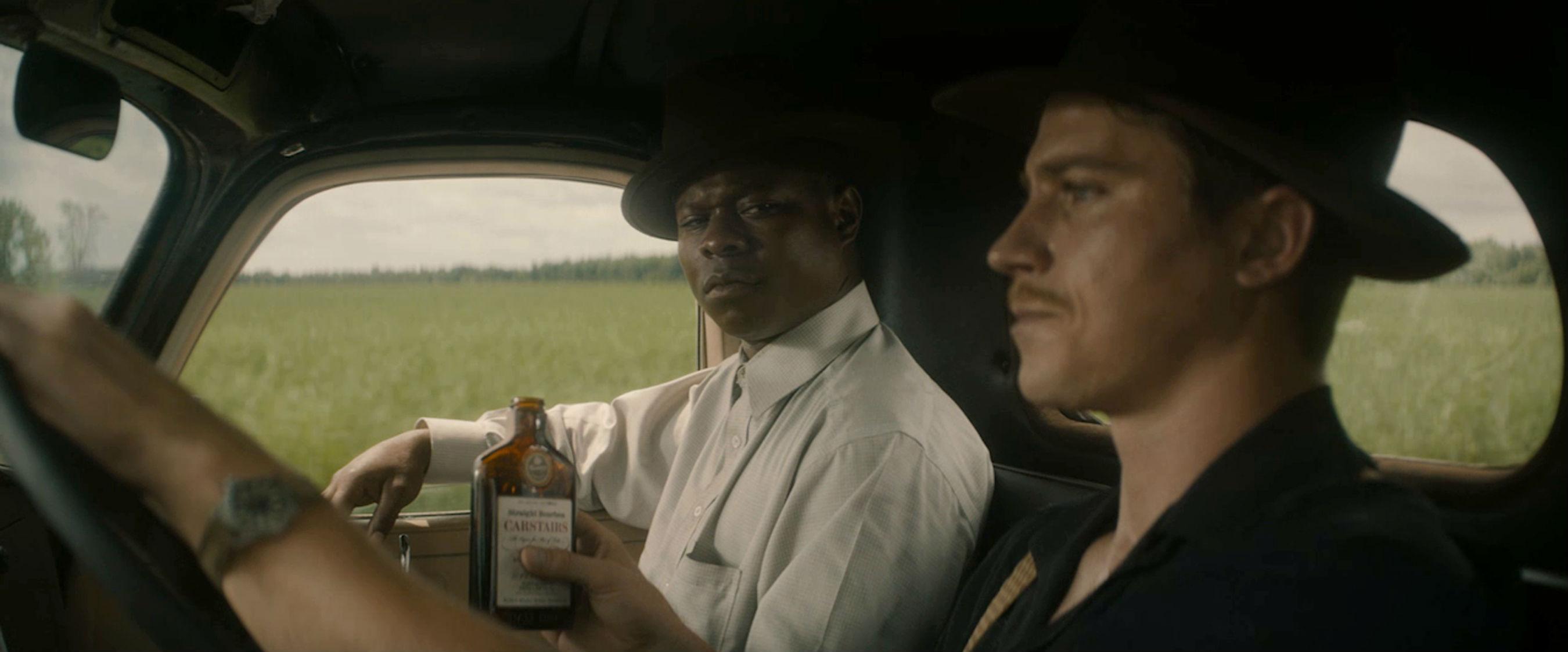 Garrett Hedlund Filmes regarding mudbound - jason mitchell and garrett hedlund - blackfilm/read