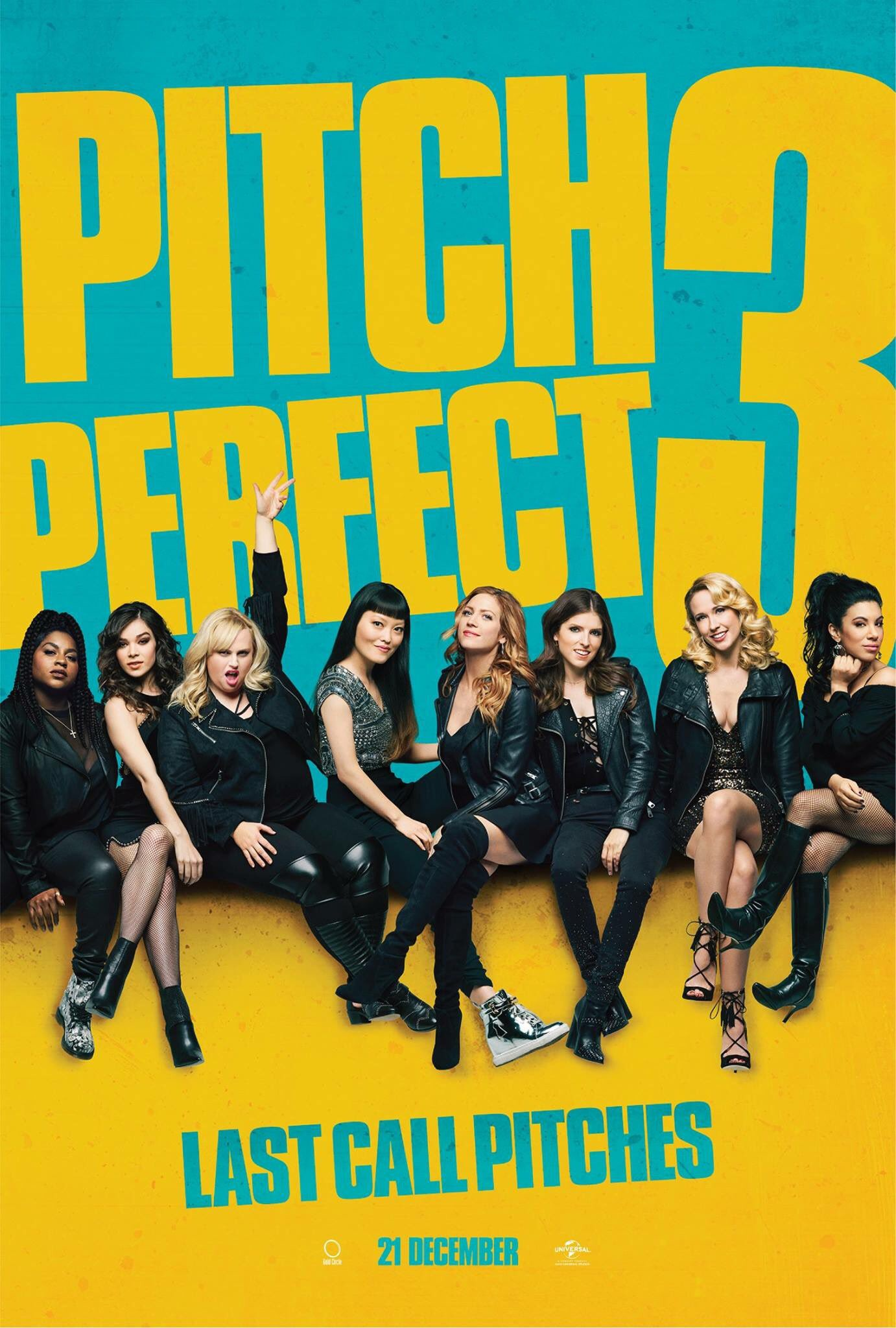 New Poster To Pitch Perfect 3