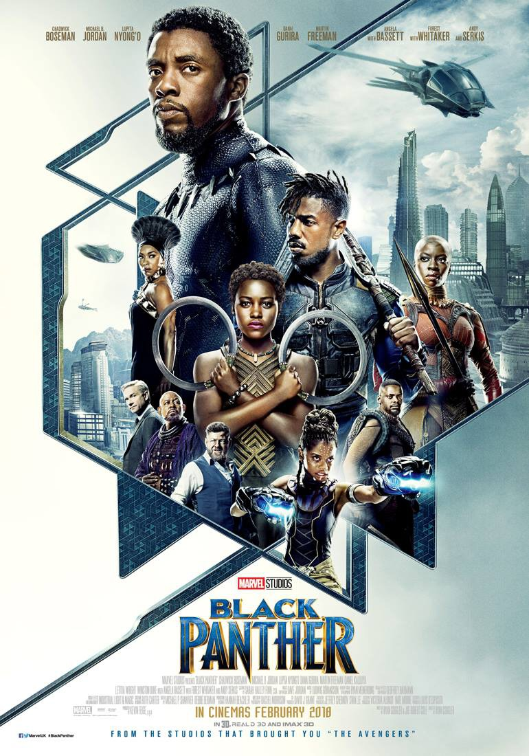 UK Poster To Marvel's Black Panther - blackfilm.com/read ...