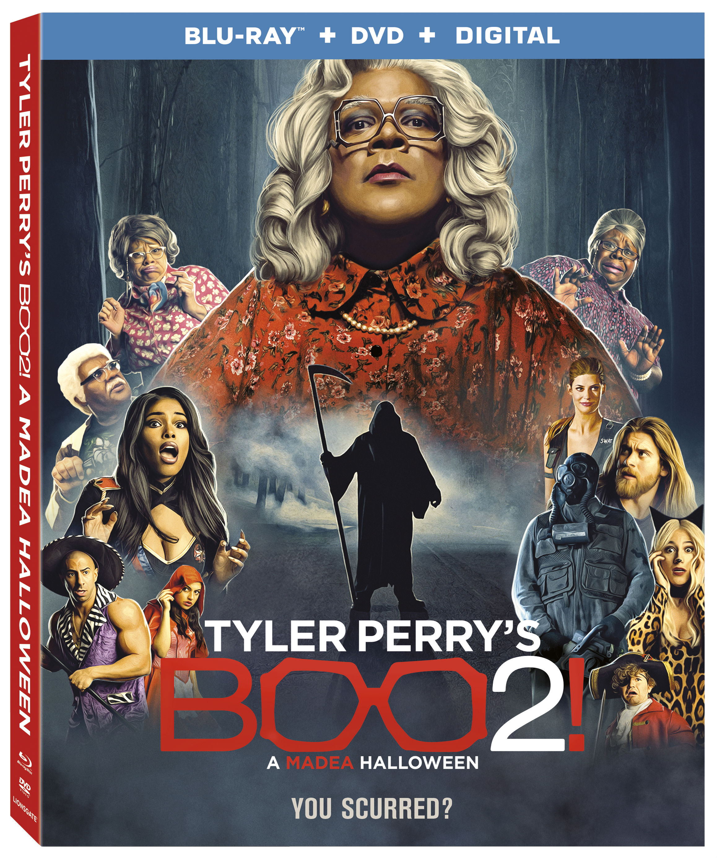 Watch Special Features To Tyler Perry's Boo 2! A Madea Halloween ...