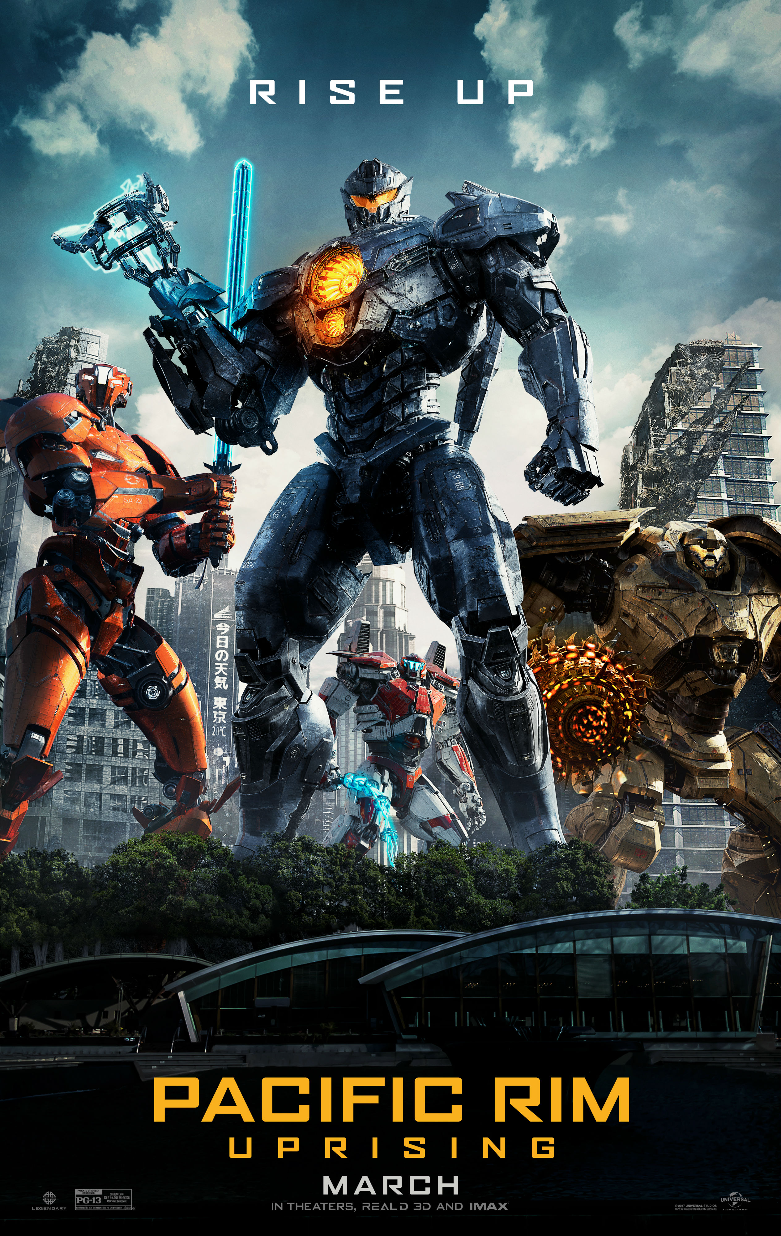 New Trailer For Pacific Rim Uprising - blackfilm.com/read ... Pacific Rim