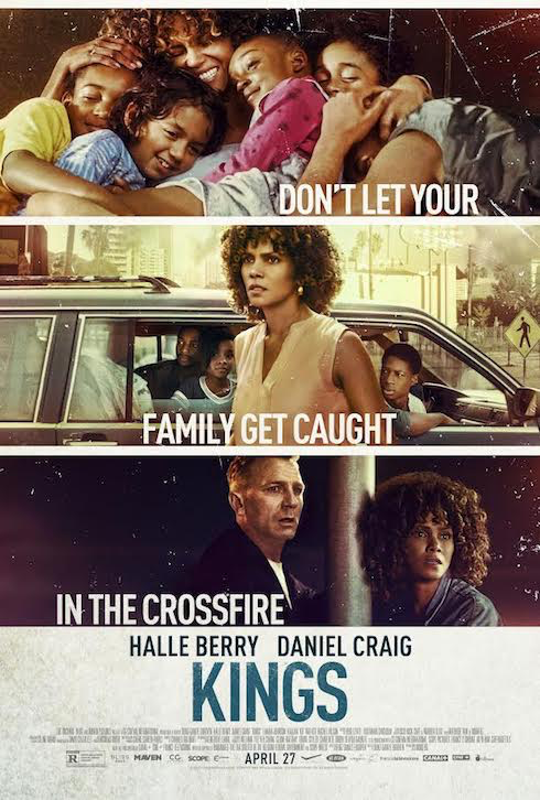 Trailer To Race Drama Quot Kings Quot Starring Halle Berry Daniel