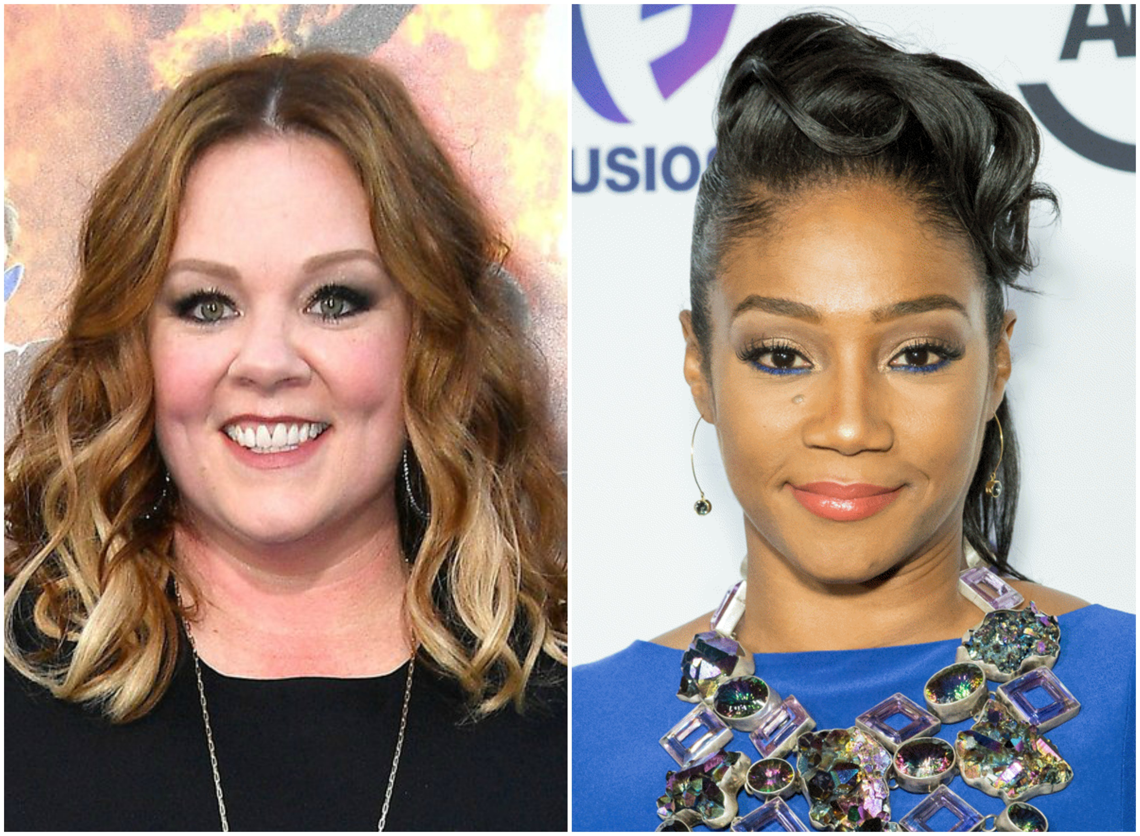 Deadline Is Reporting Melissa McCarthy Will Star With Tiffany Haddish If Loving You Wrong Keanu In The Upcoming New Line Cinema And DC Entertainment