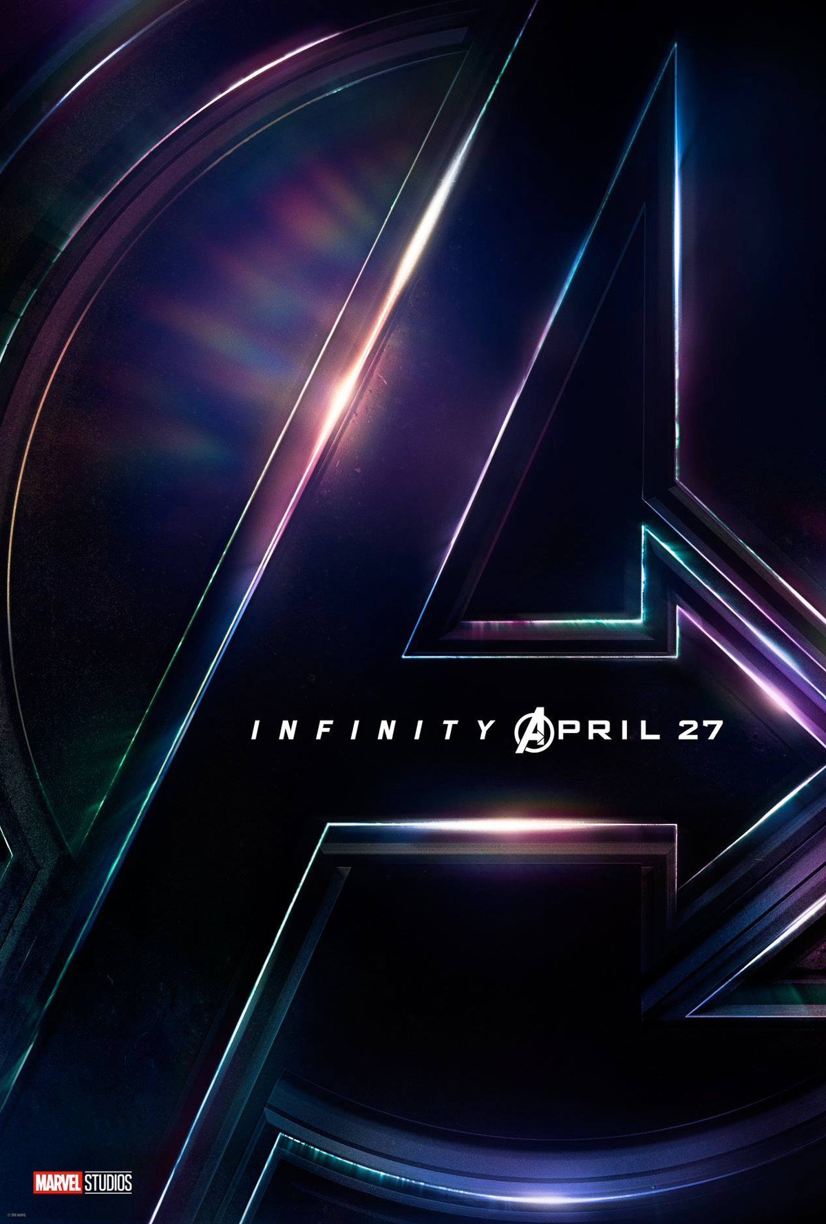 marvel moves avengers: infinity war release date up to april 27