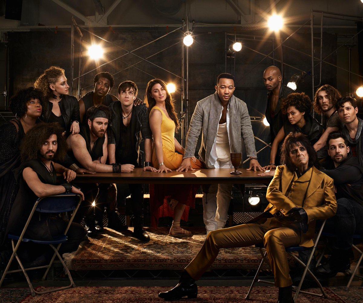 John Legend Talks NBC's Jesus Christ Superstar Live in ...