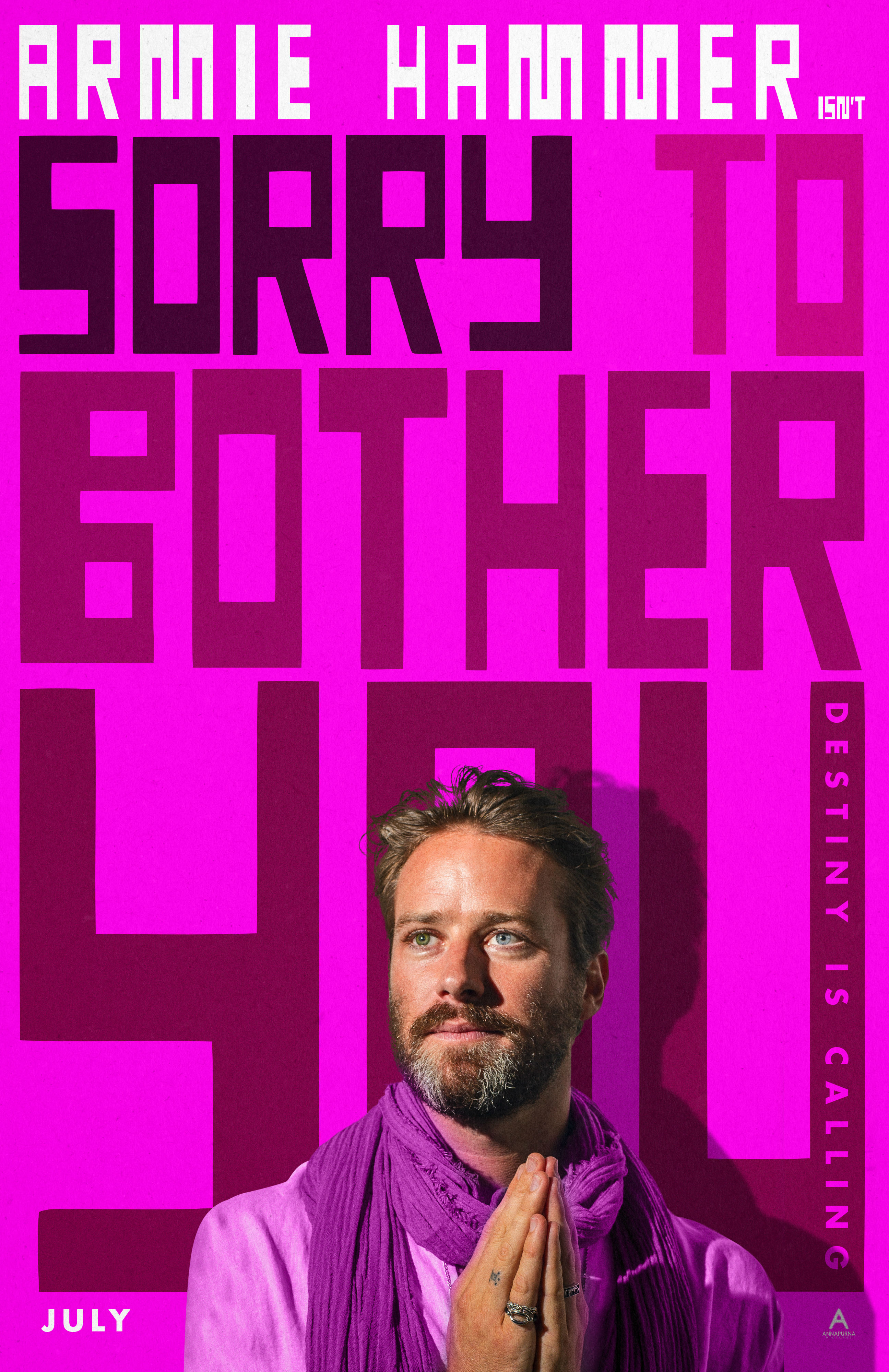 Sorry To Bother You – Quotes of the Day