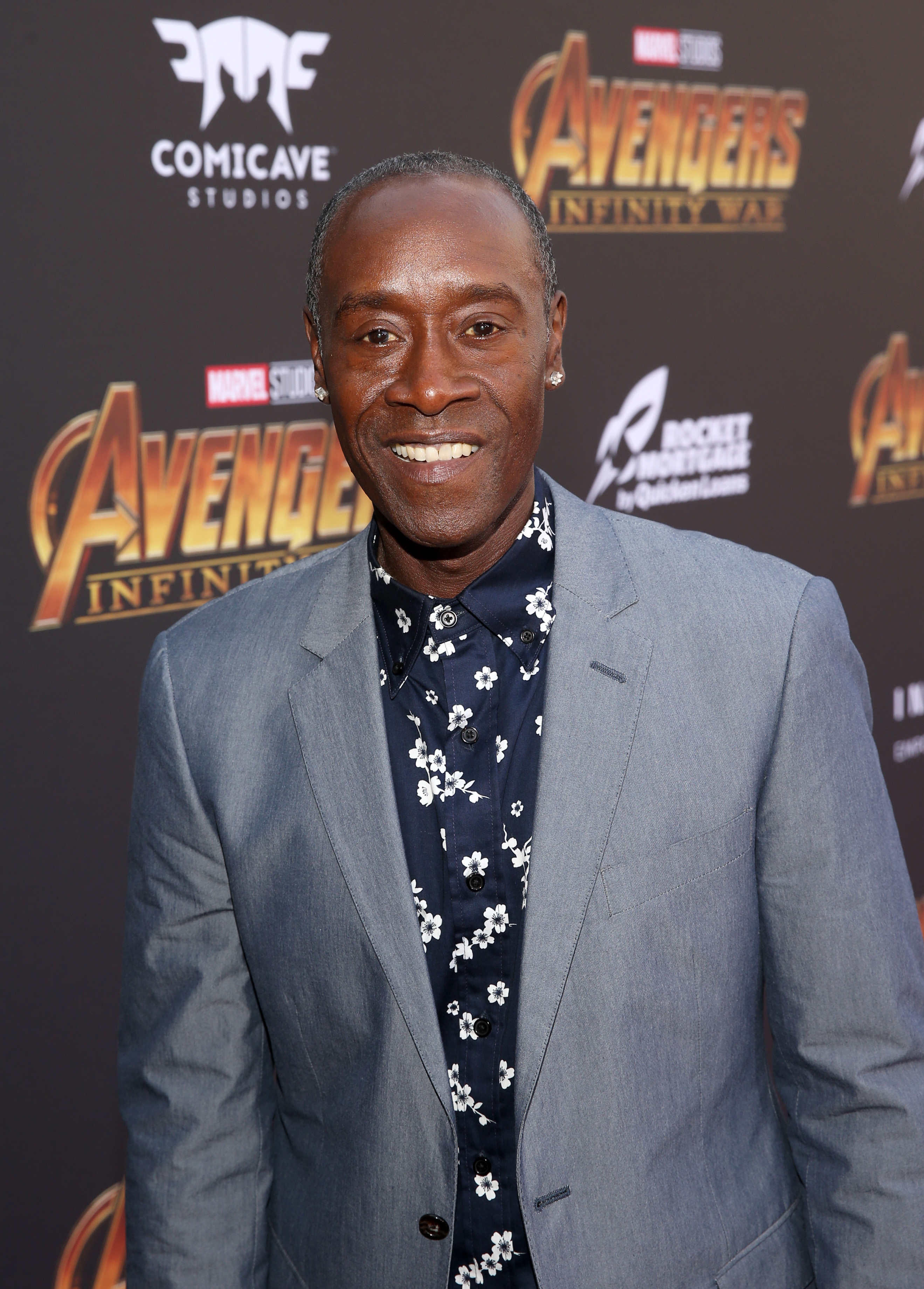 Exclusive: Don Cheadle Talks Avengers: Infinity War ...
