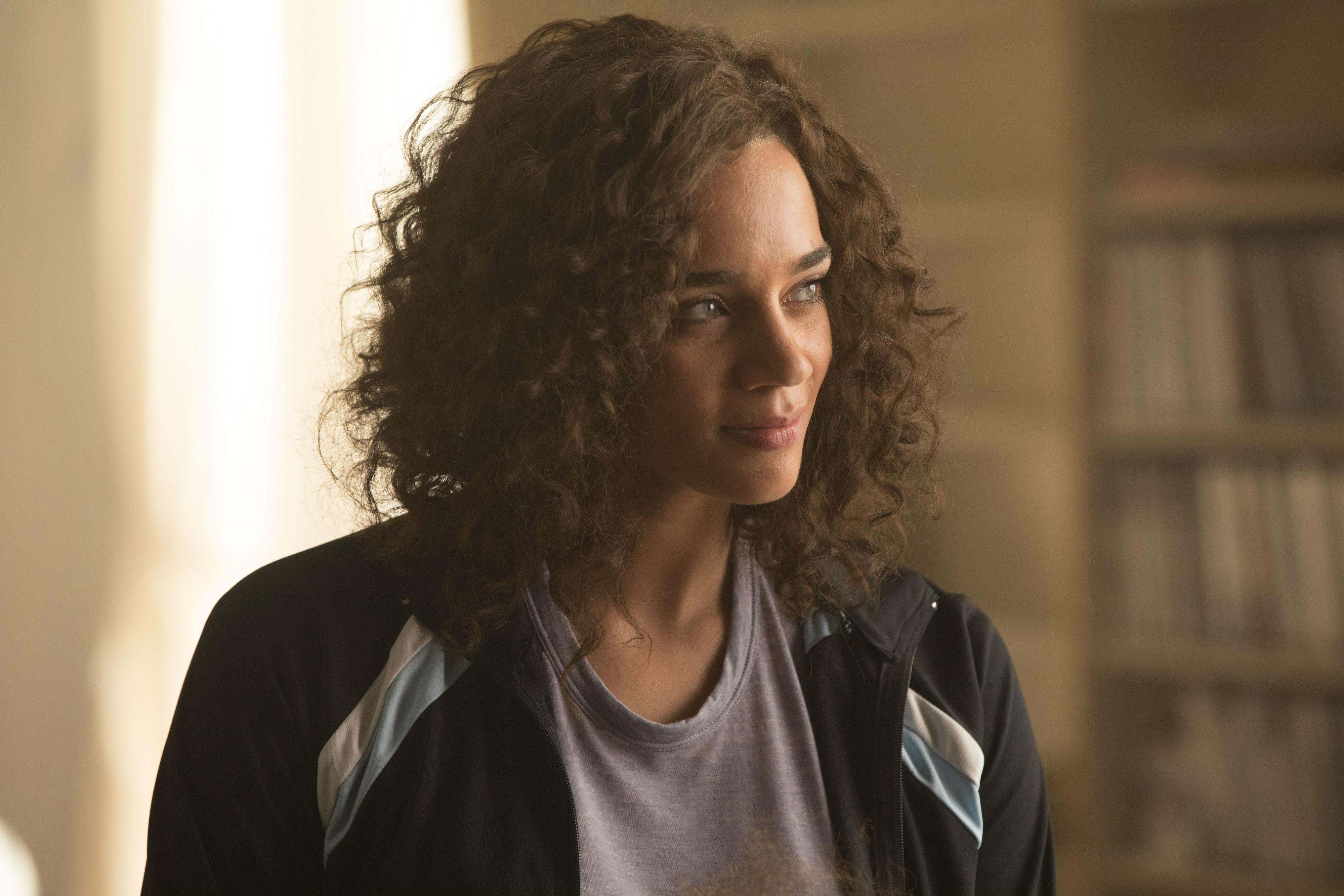 Killjoys Hannah John-Kamen Joins Tomb Raider Reboot