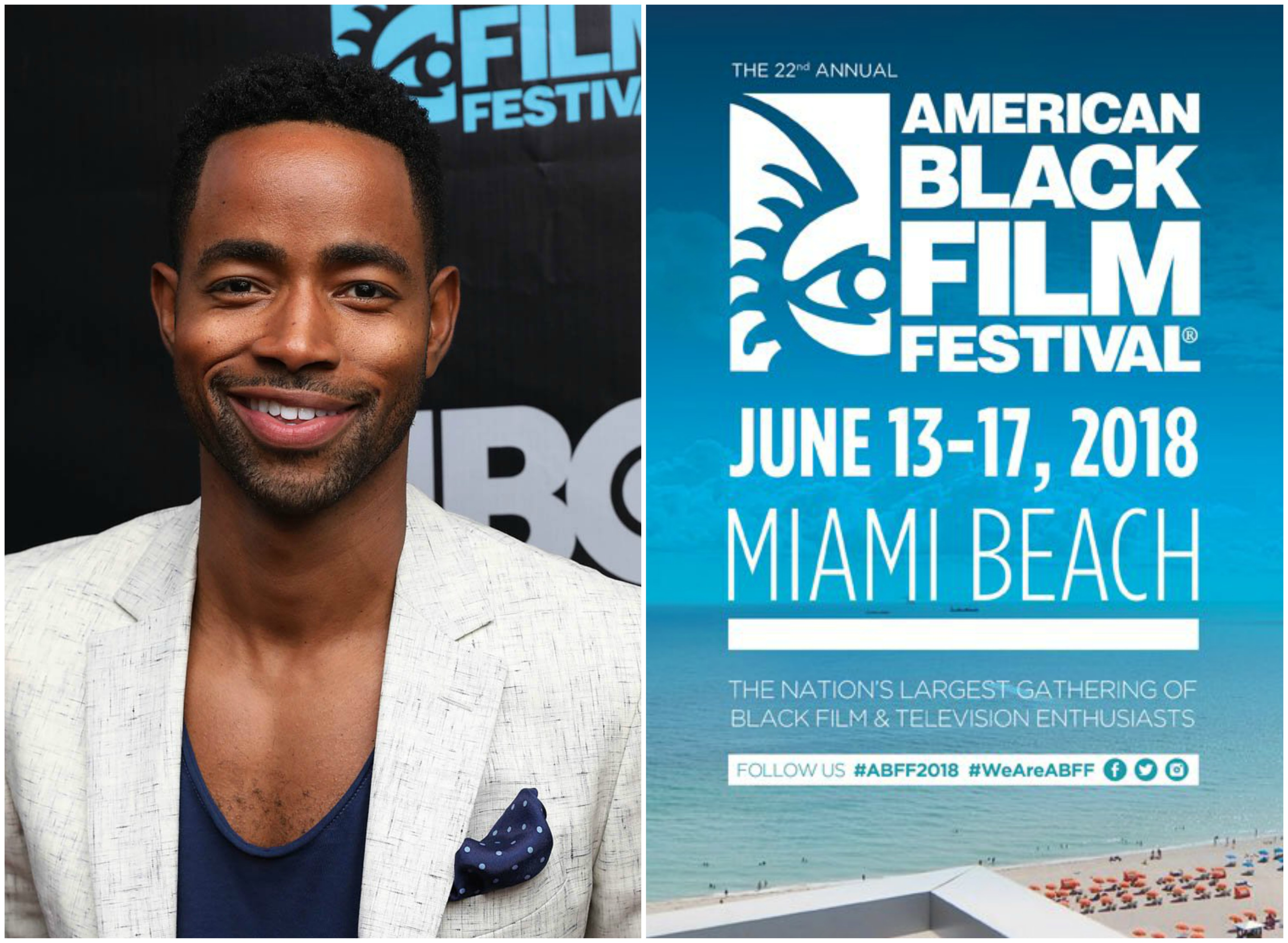 fbeeffac320 Actor Jay Ellis will serve as the 2018 ABFF Celebrity Ambassador. Ellis  currently stars as  Lawrence  on HBO s critically-acclaimed comedy series
