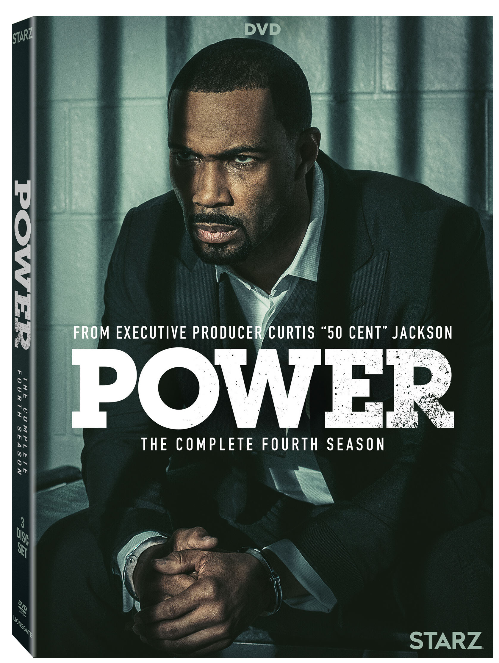DVD Contest: Power: The Complete Fourth Season - Blackfilm