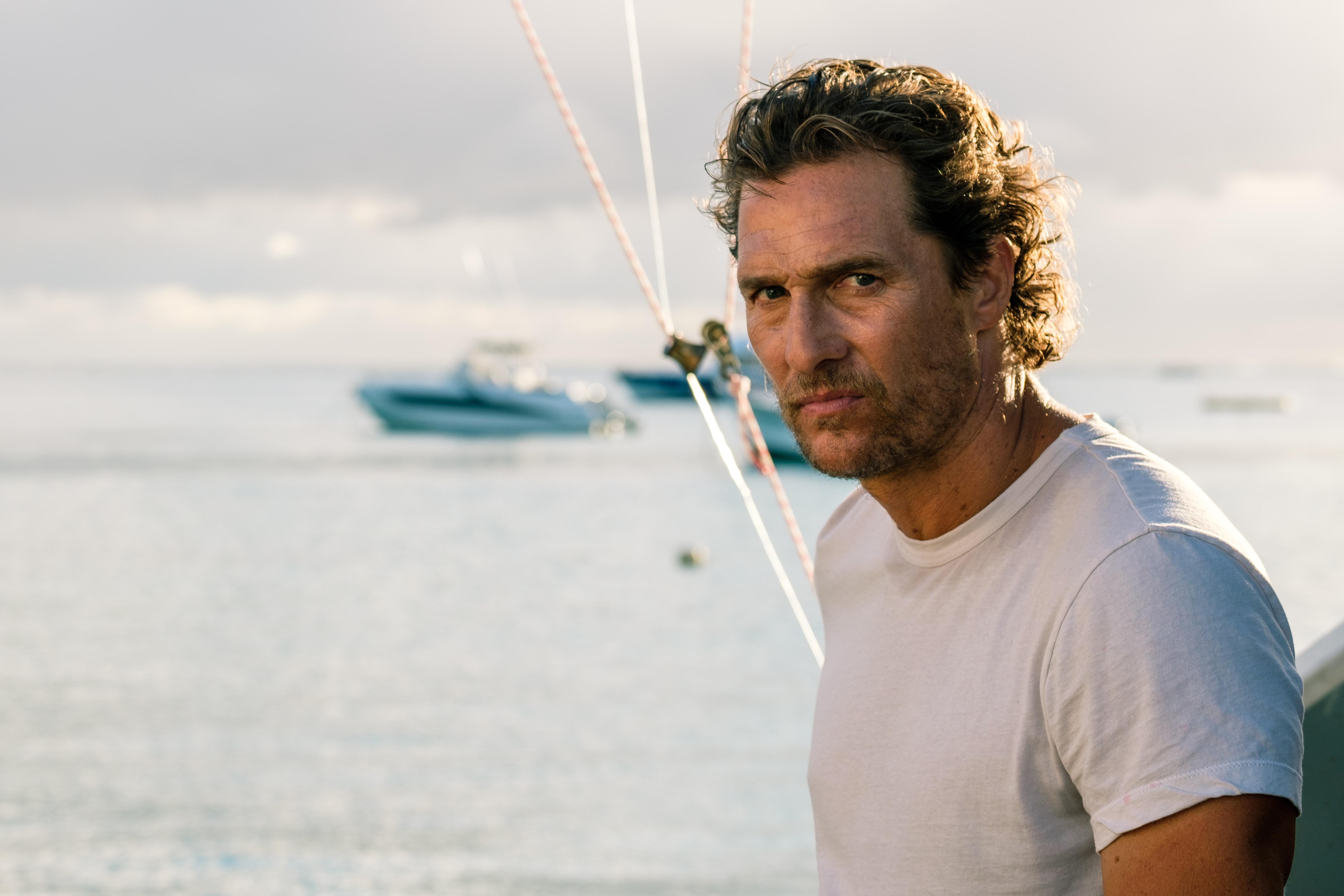 Trailer For Serenity Starring Matthew McConaughey, Anne ...