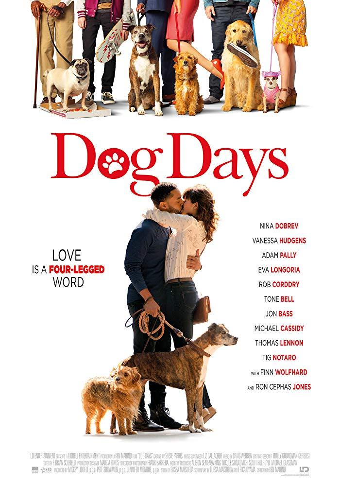 Film Review Dog Days Blackfilm Black Movies
