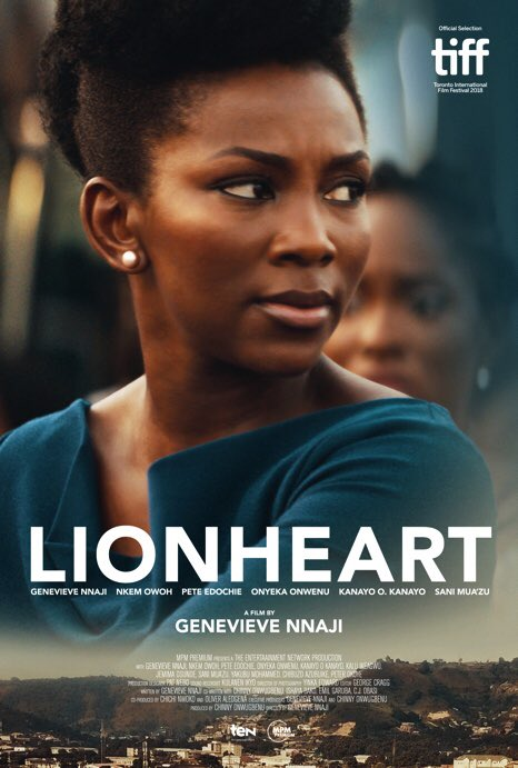 Netflix Acquires Nigerian Actress Genevieve Nnajis Directed Film