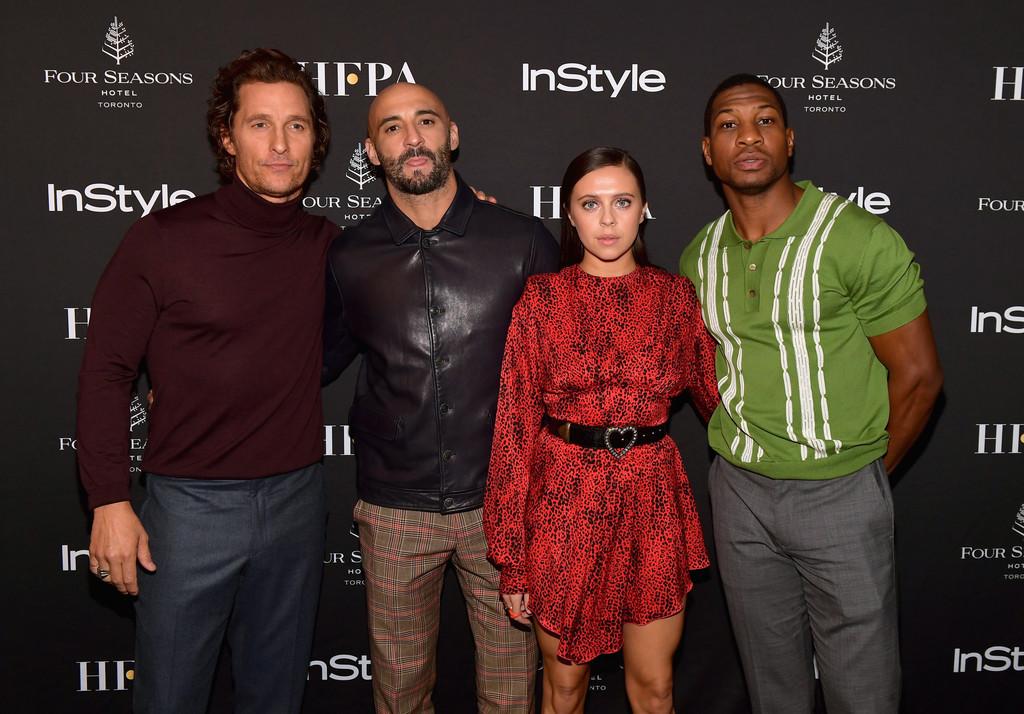 TIFF 2018 Exclusive: Rising Star Jonathan Majors Talks