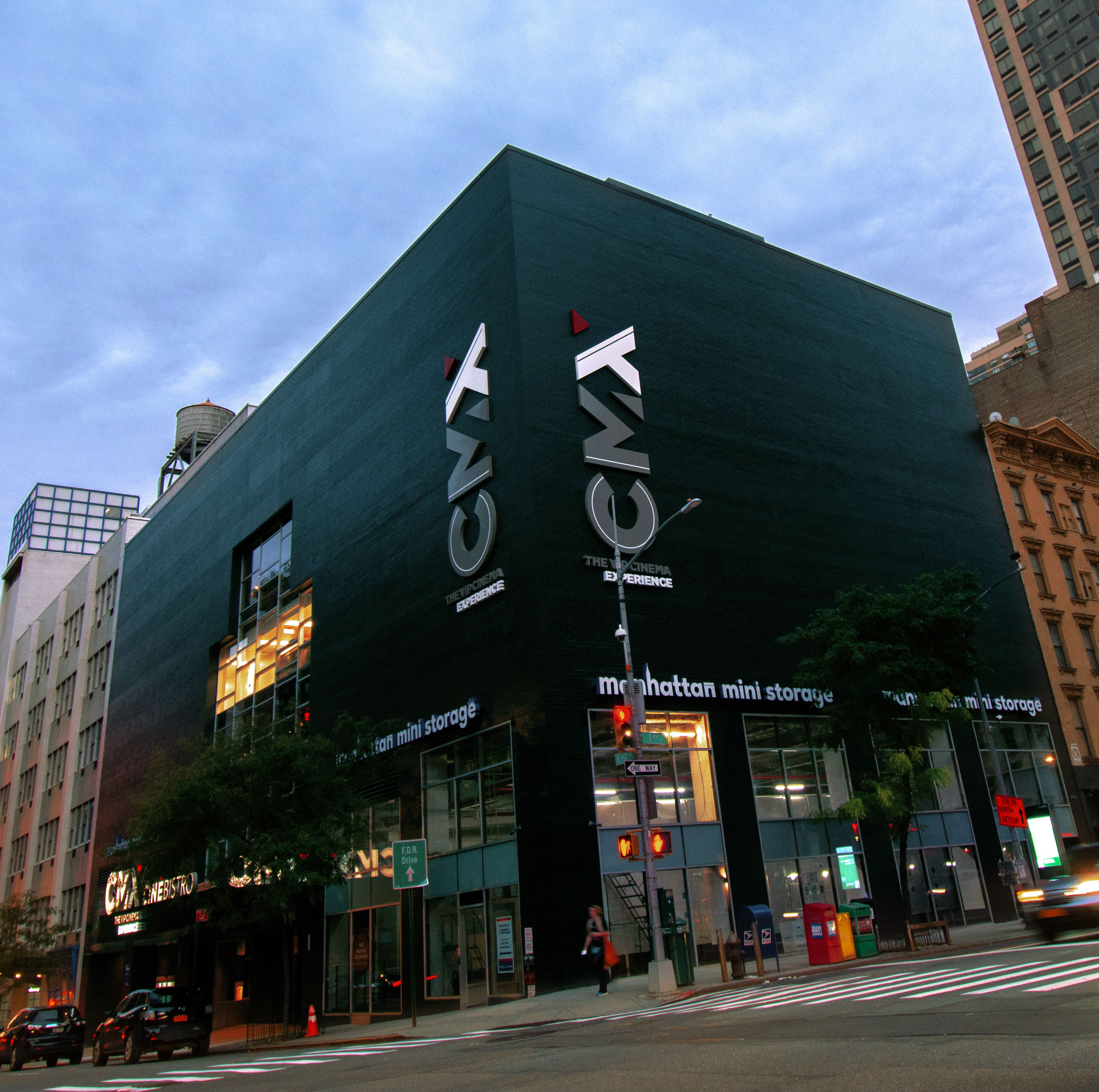 CMX Cinemas Officially Launches Its First NYC Location, CMX ...