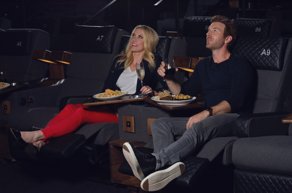 Cmx Cinemas Officially Launches Its First Nyc Location