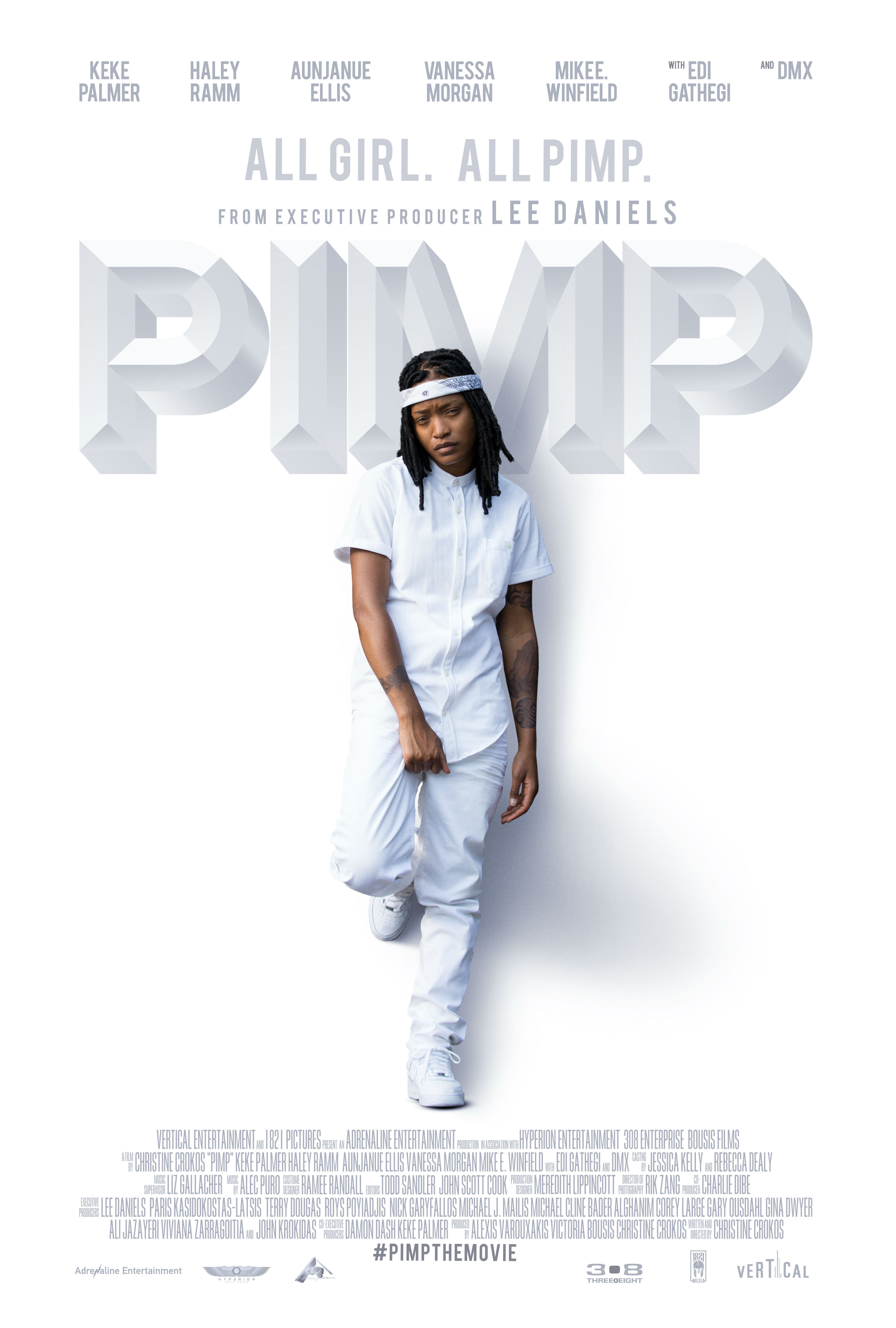 Watch Keke Palmer & Vanessa Morgan In Clip To 'Pimp ...