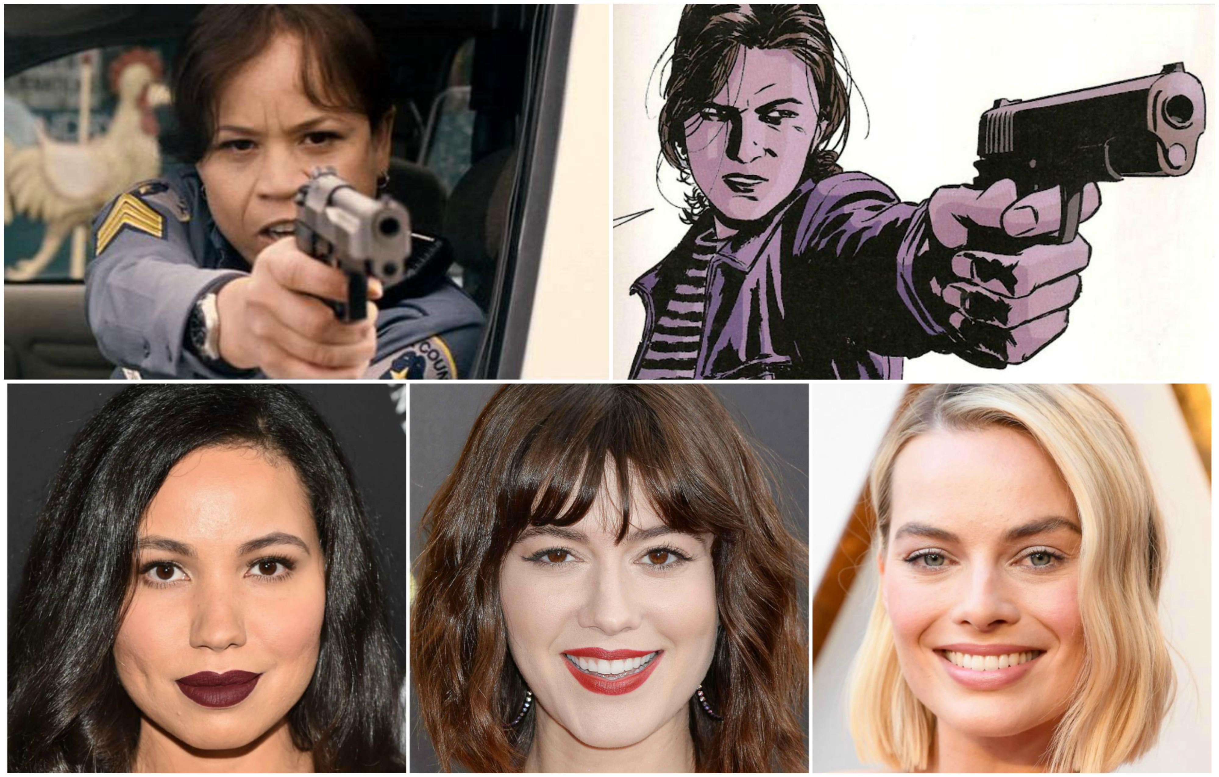 Rosie Perez Cast As Detective Renee Montoya In Birds Of Prey Blackfilm Com Black Movies Television And Theatre News