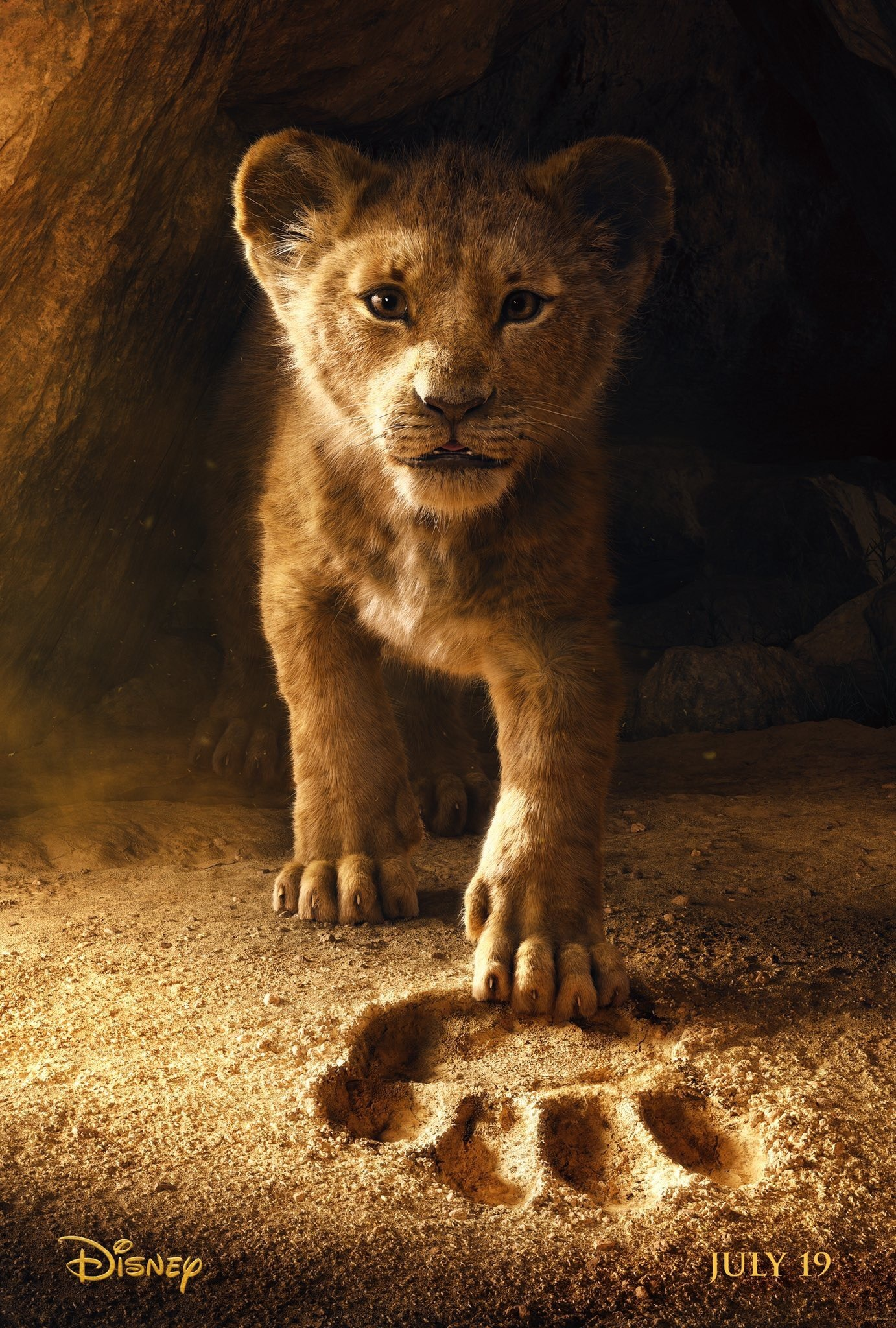 Teaser Trailer To Disney's Live-Action Remake Of 'The Lion ...