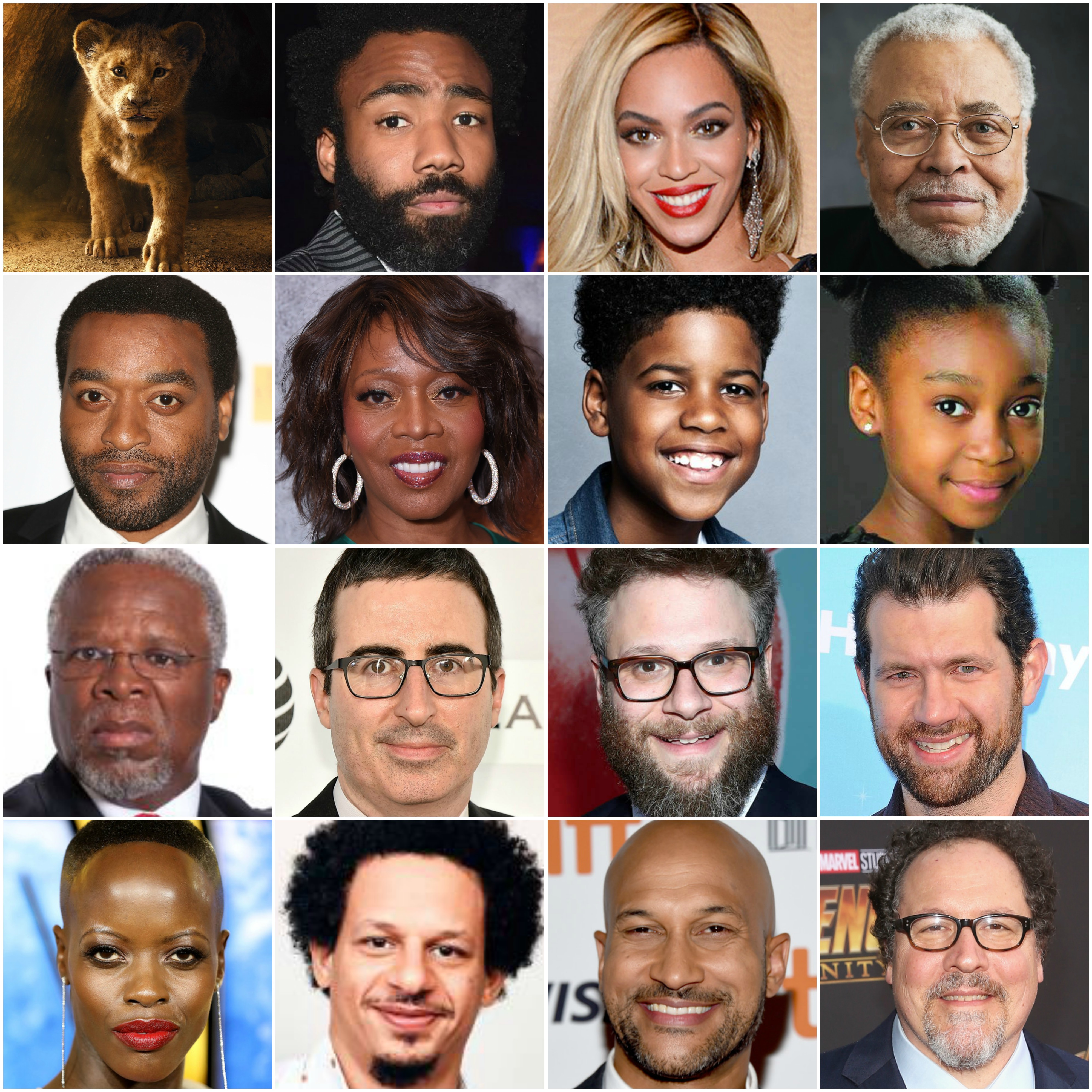 Check Out The Lion King New Images Of Film S Cast With Their Characters And New Featurette Blackfilm Com Black Movies Television And Theatre News
