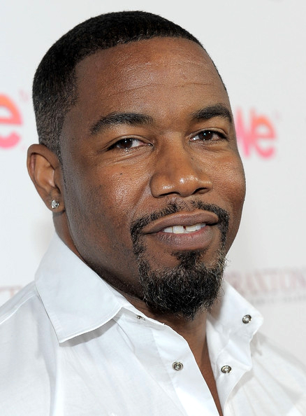 Never Back Down 2: Michael Jai White - Blackfilm - Black