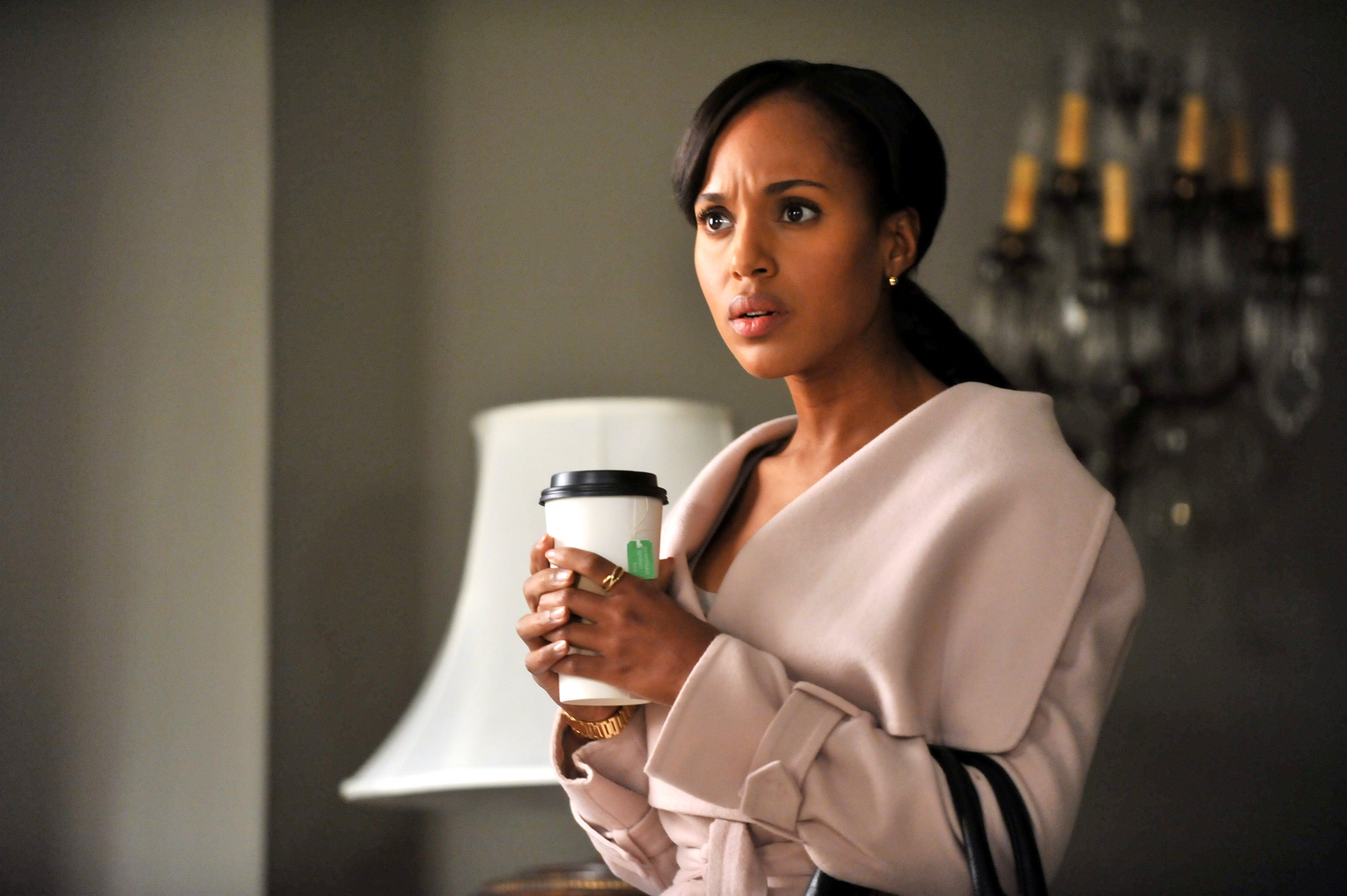 Kerry Washingtons Leaked Cell Phone Pictures