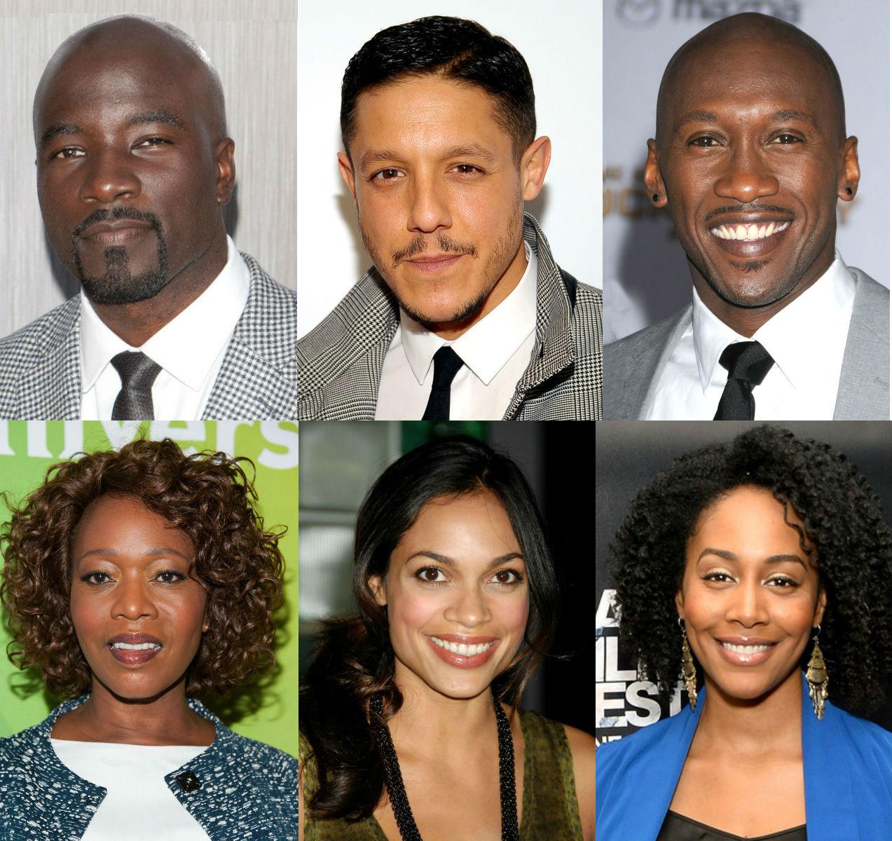 Luke Cage cast