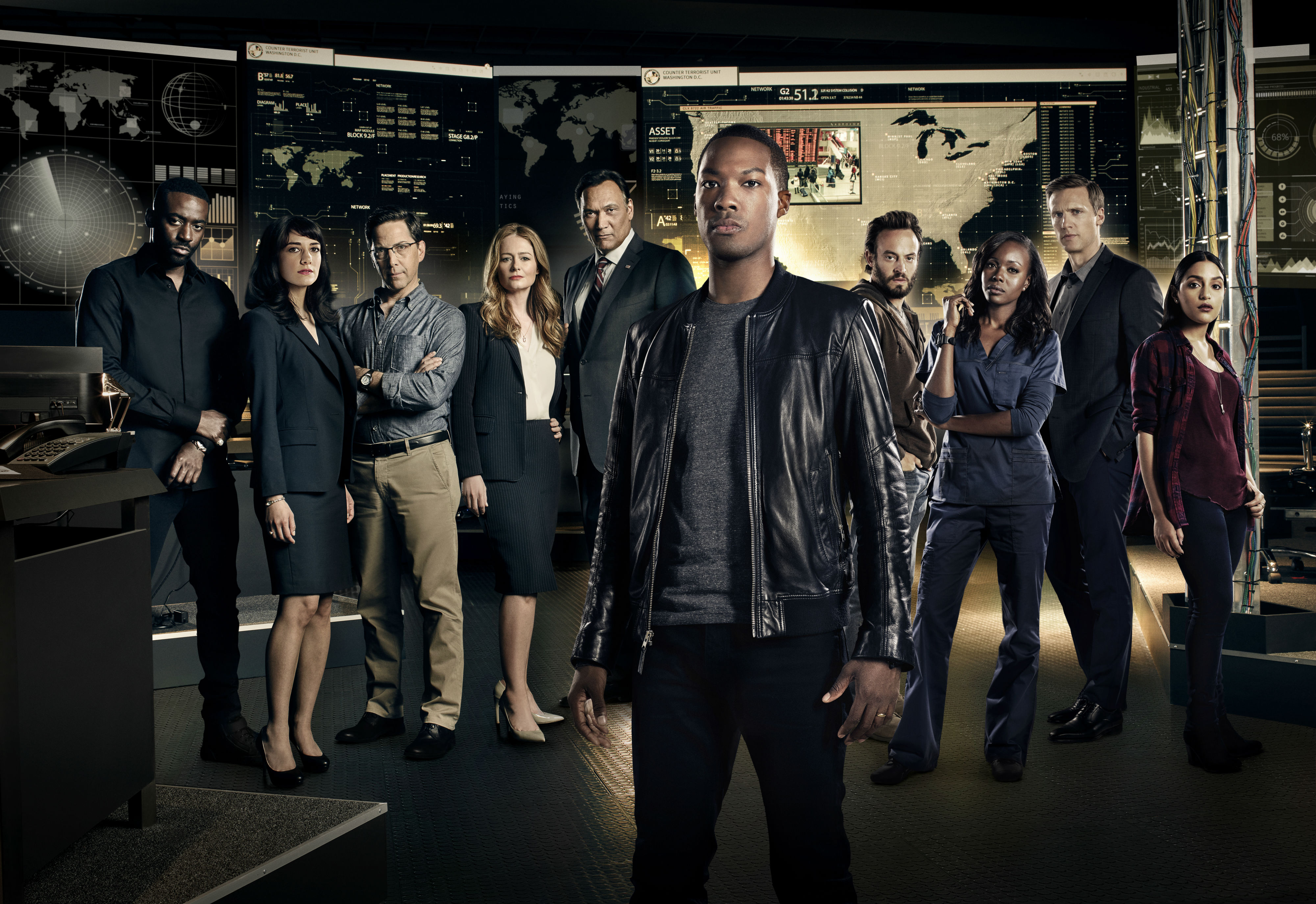 """Image result for 9. """"24: Legacy"""" (FOX)"""