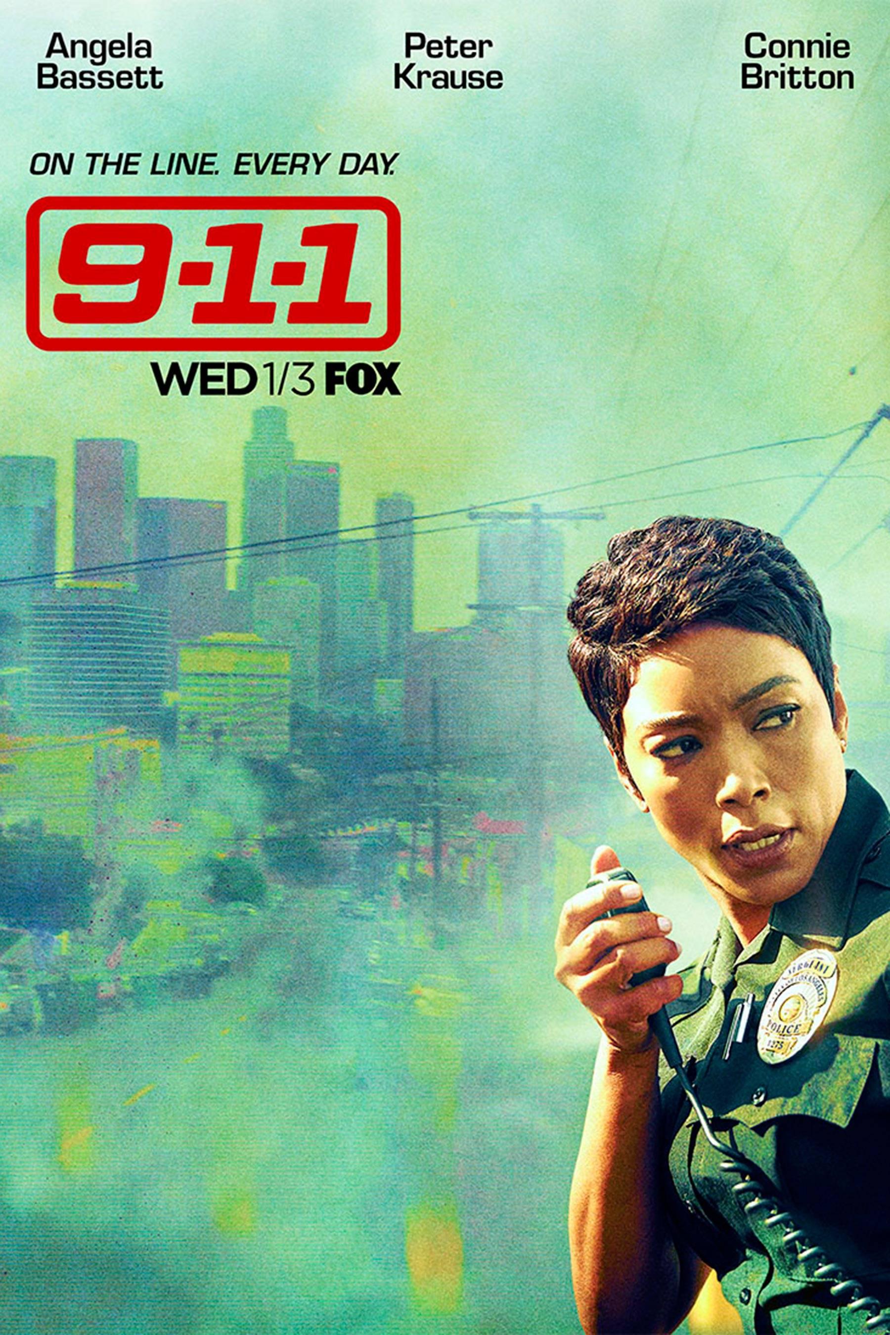 9-1-1 Temporada 1 720p Español Latino