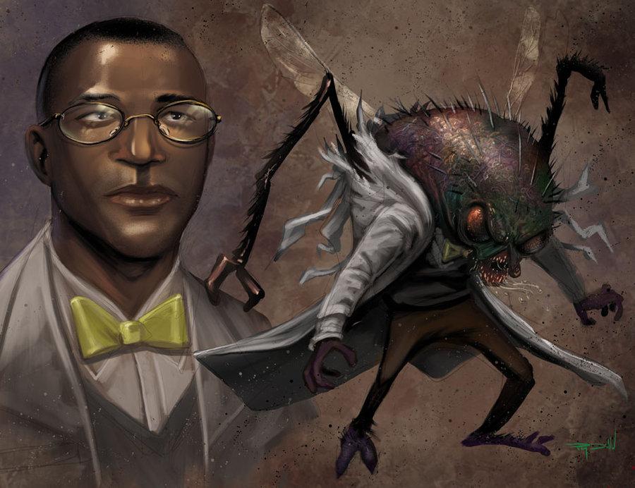 имел итальянские муха мутант картинки кирпичном