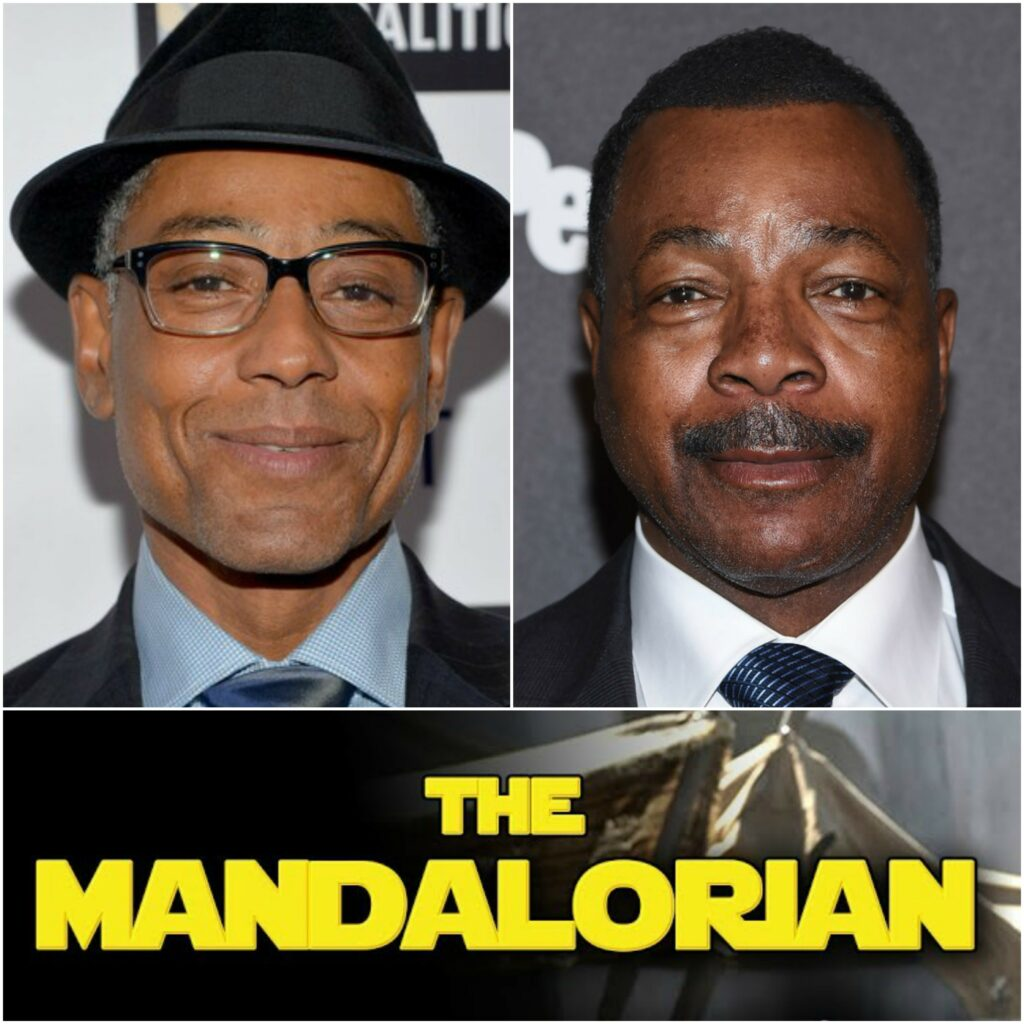 Giancarlo Esposito, Carl Weathers Among Cast Set For Star