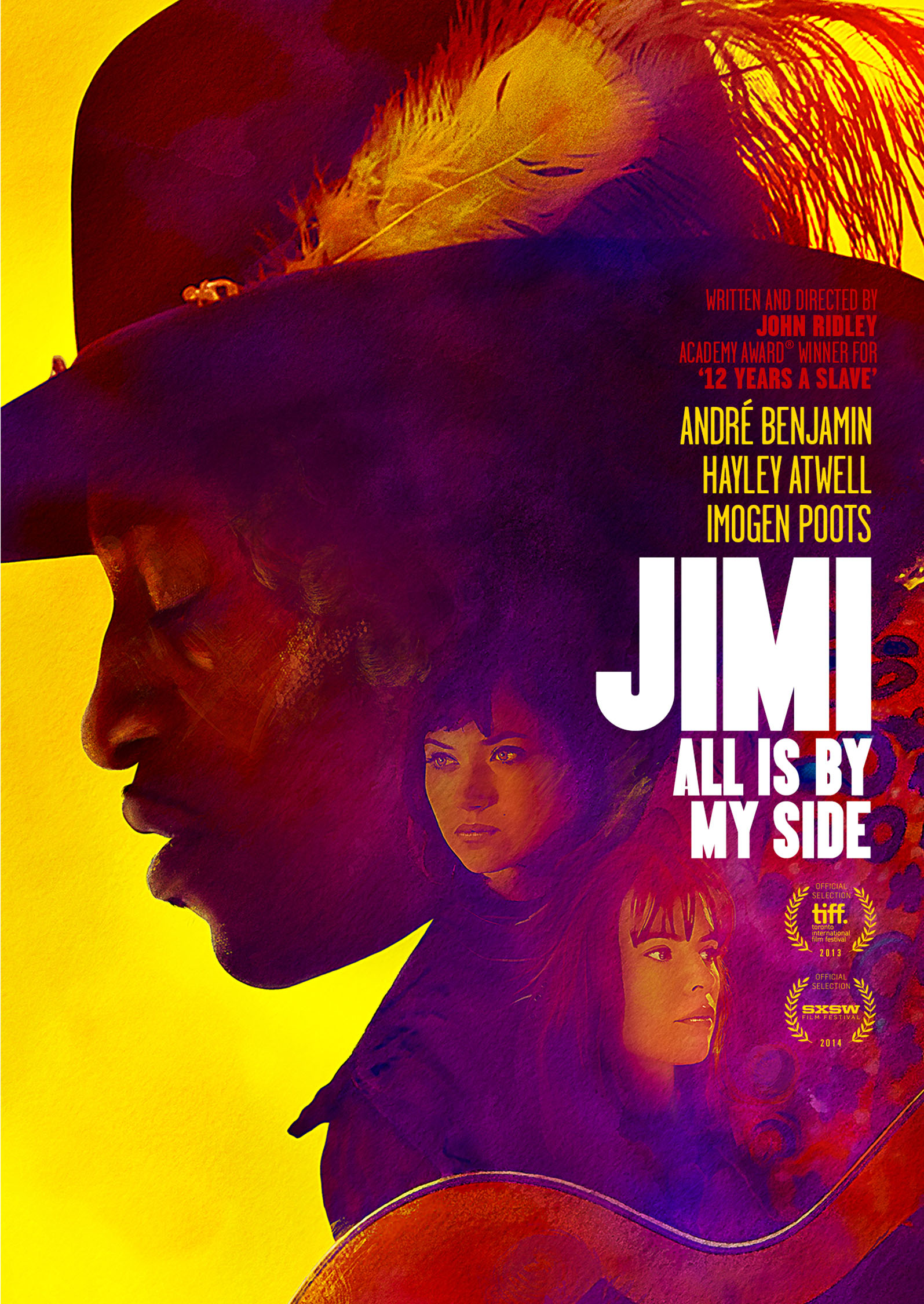 Dvd Contest Jimi All Is By My Side Blackfilm Black