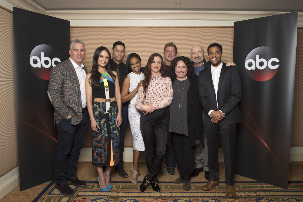 Preview Pics of Michael Ealy And Cast Of ABC's Secrets and Lies