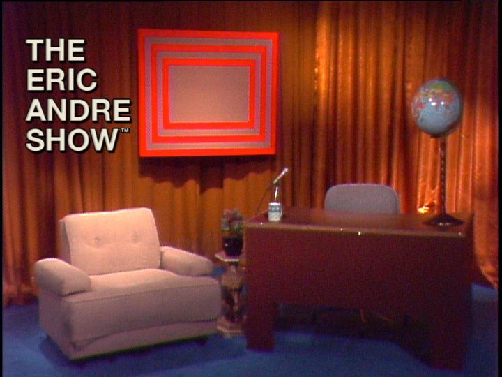 Comic Star of The Eric André Show Does The Anti Interview